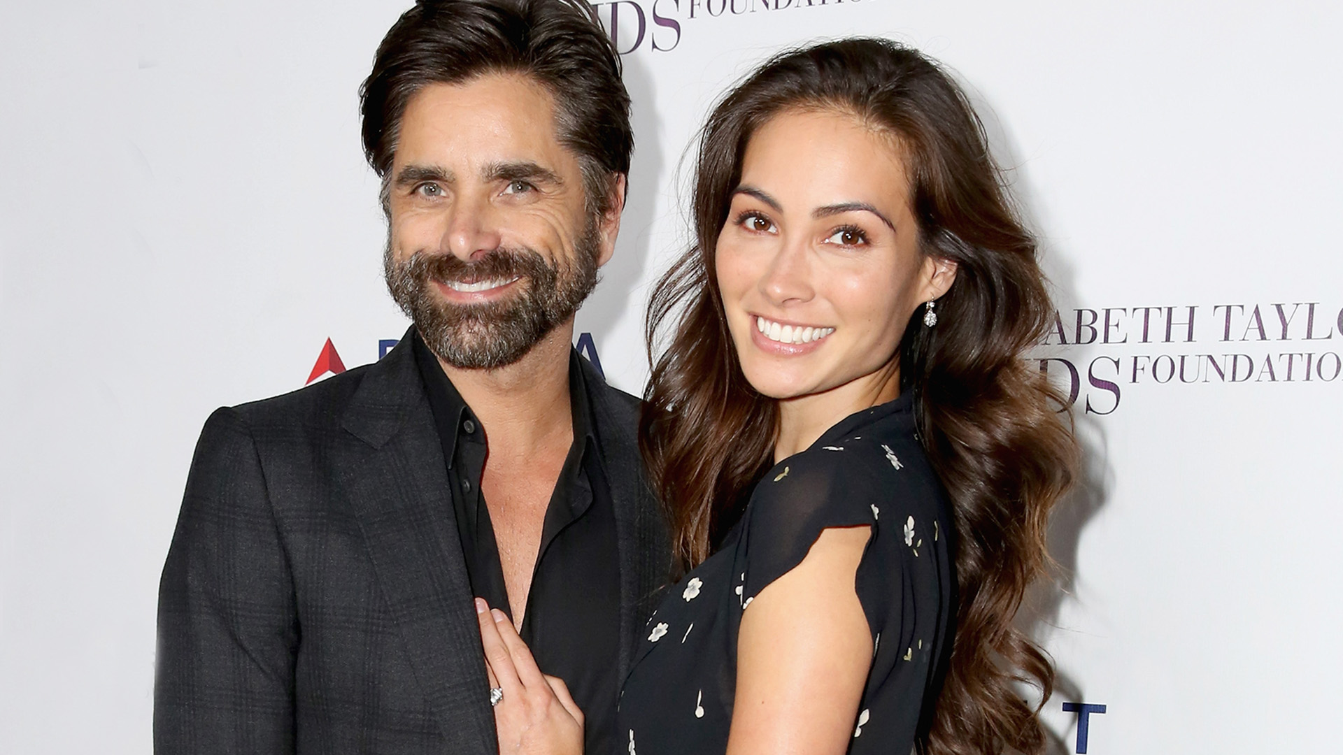 Fuller house! John Stamos to be a first-time dad at 54