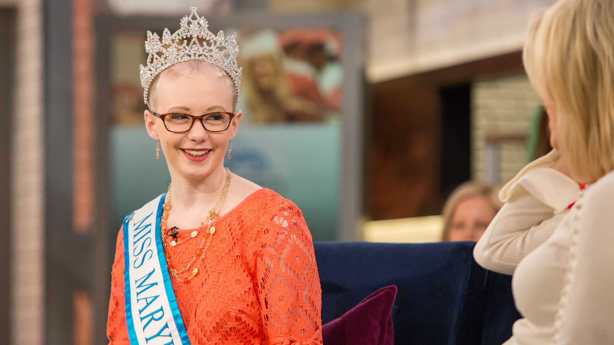 Bald Teen With Hair Pulling Disorder Wins Beauty Pageant And
