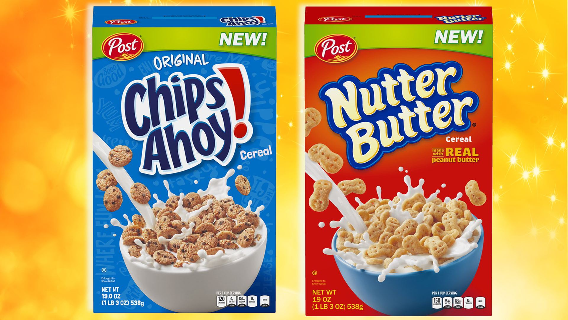 nutter butter and chips ahoy cereals debut at walmart