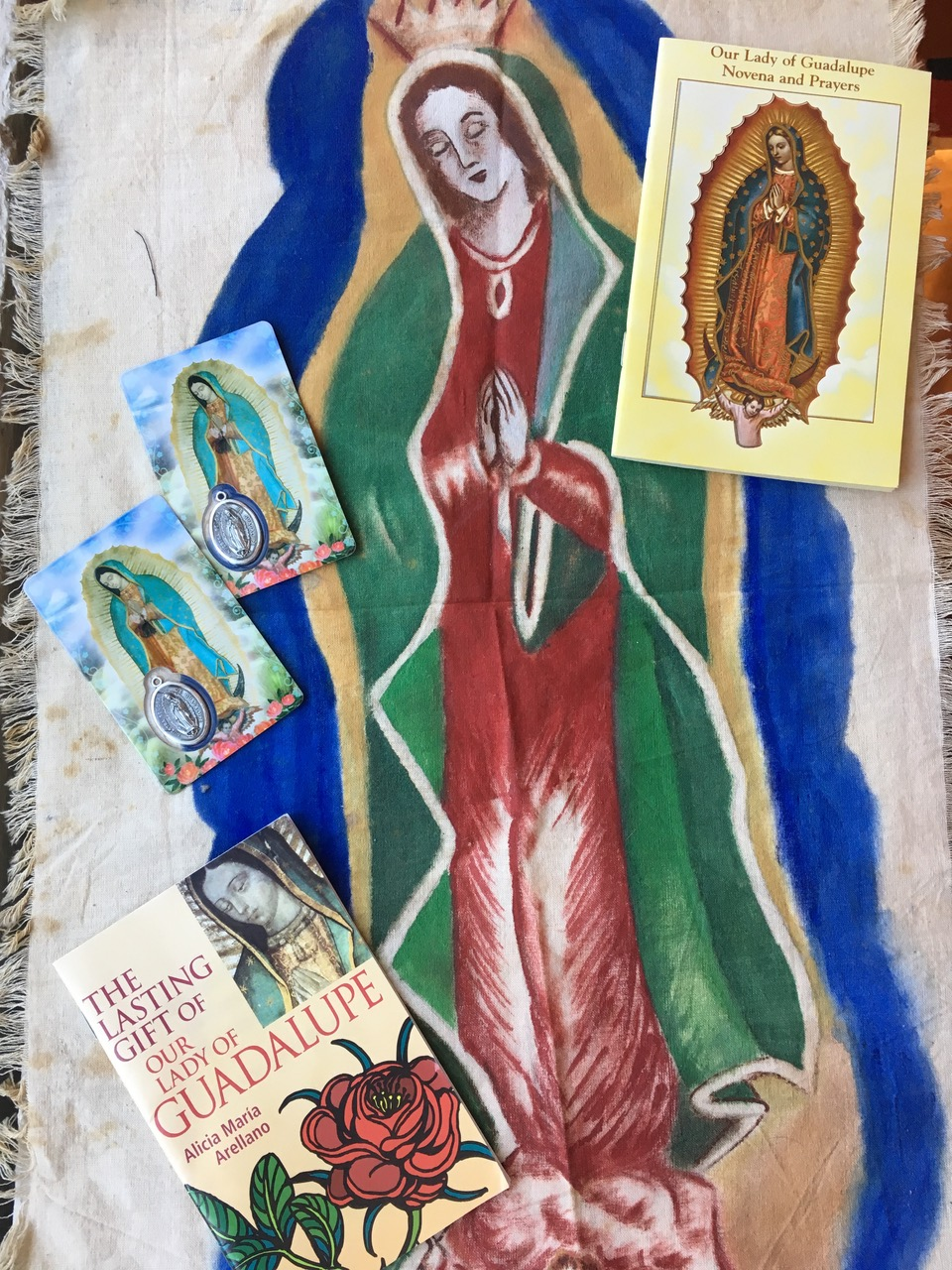 Image: Our Lady of Guadalupe