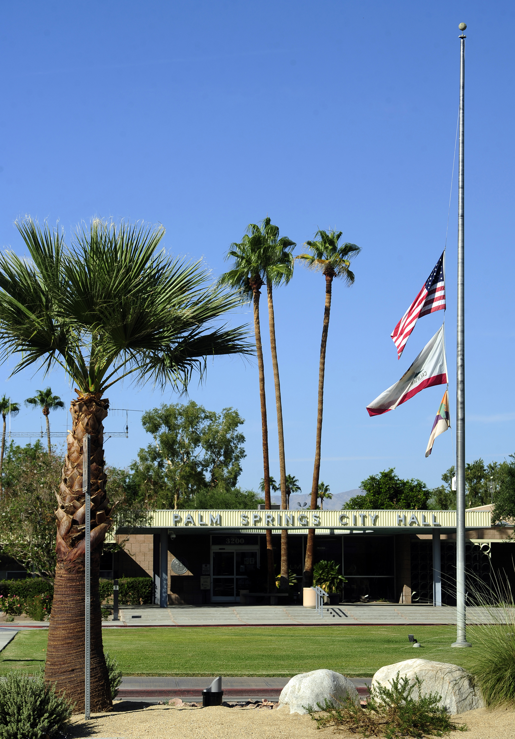 Image: Palm Springs City Hall