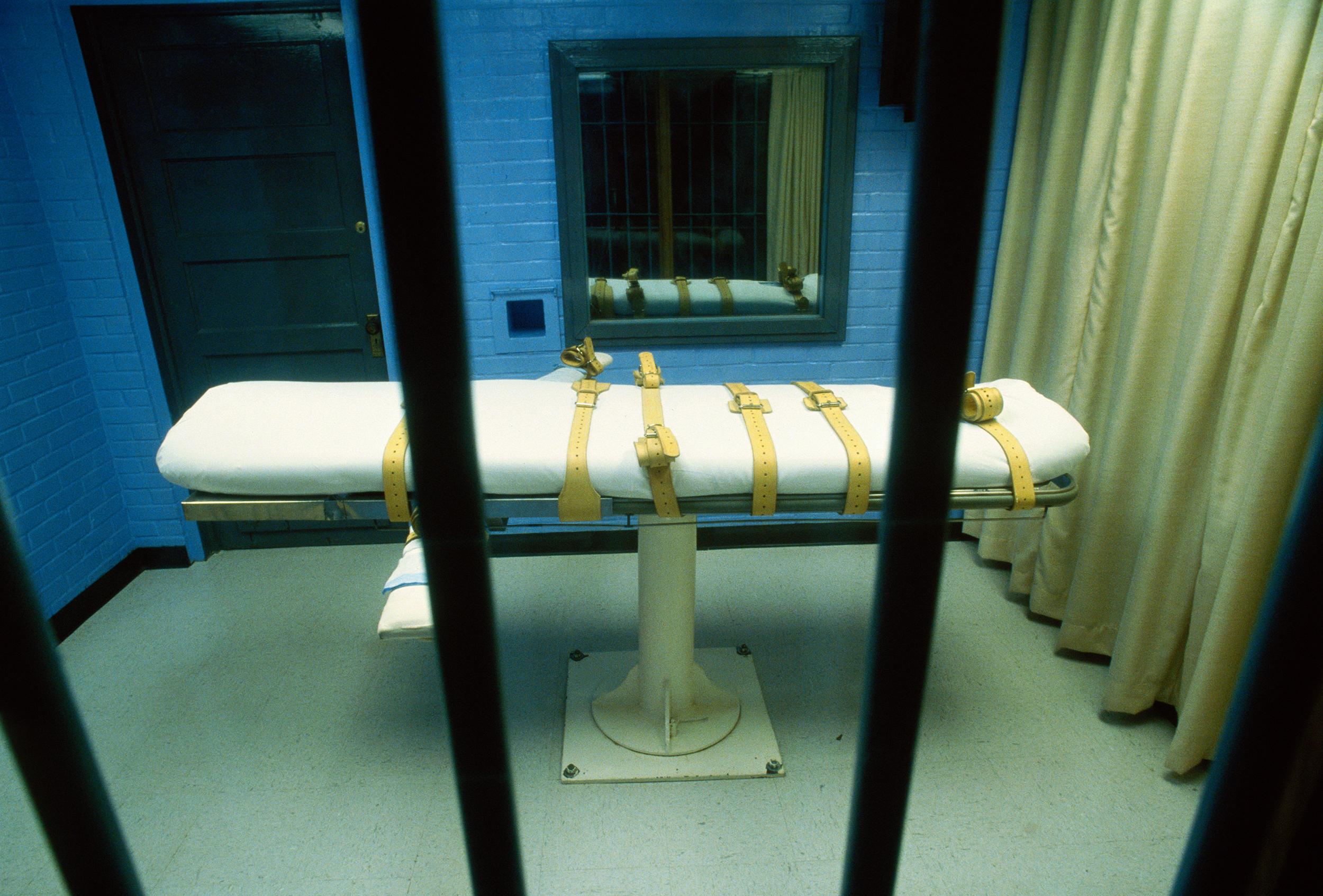 Modern types of death penalty