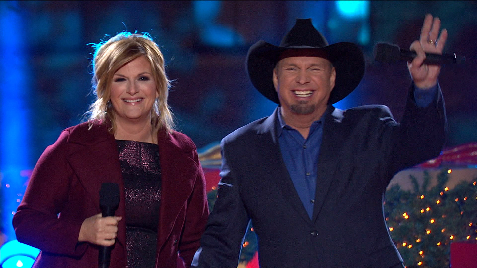 Garth brooks still calls wife trisha yearwood by this for Is garth brooks and trisha yearwood still married