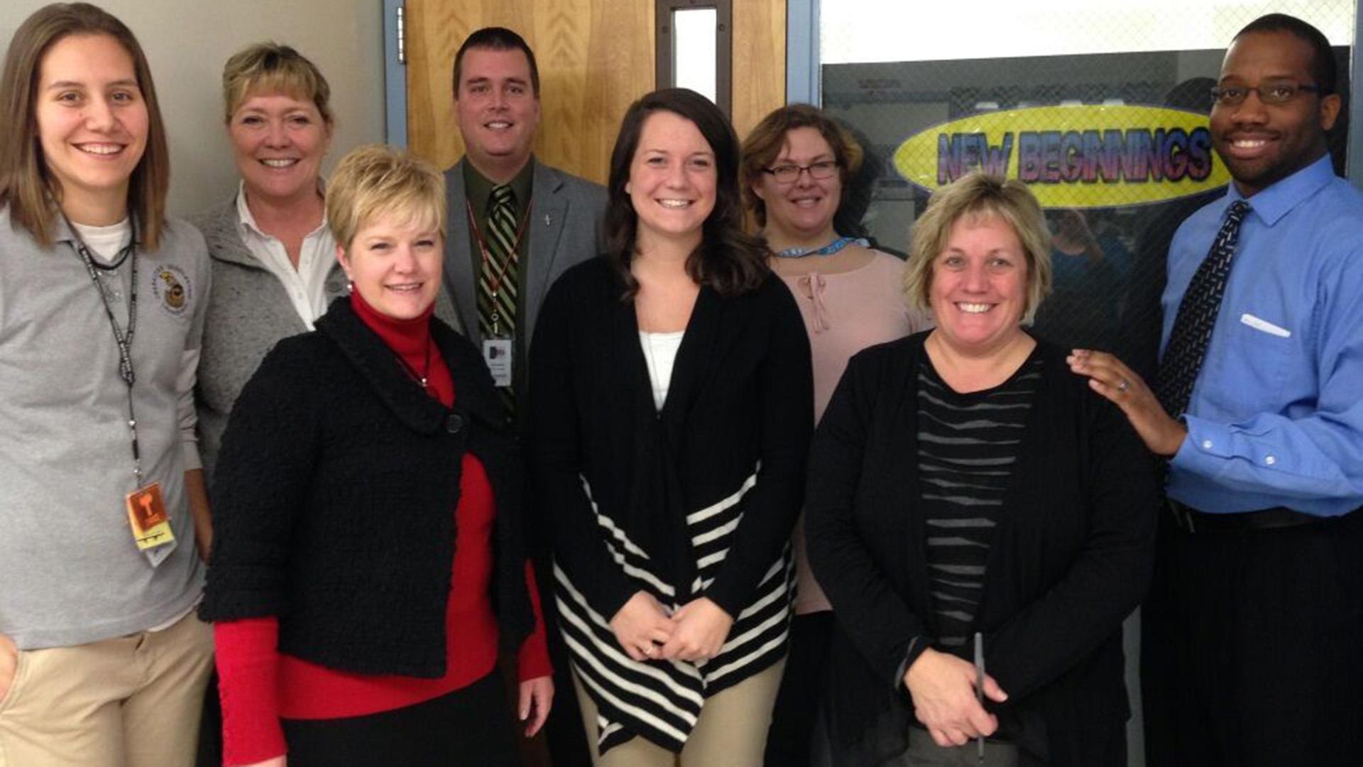 New Beginnings Changed Student Behavior At Allen Elementary