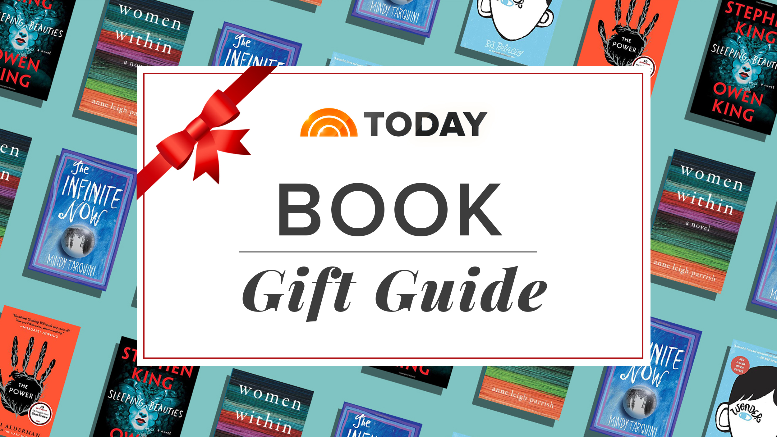 These 18 Books Make Last Minute (and Thoughtful) Shopping A Breeze