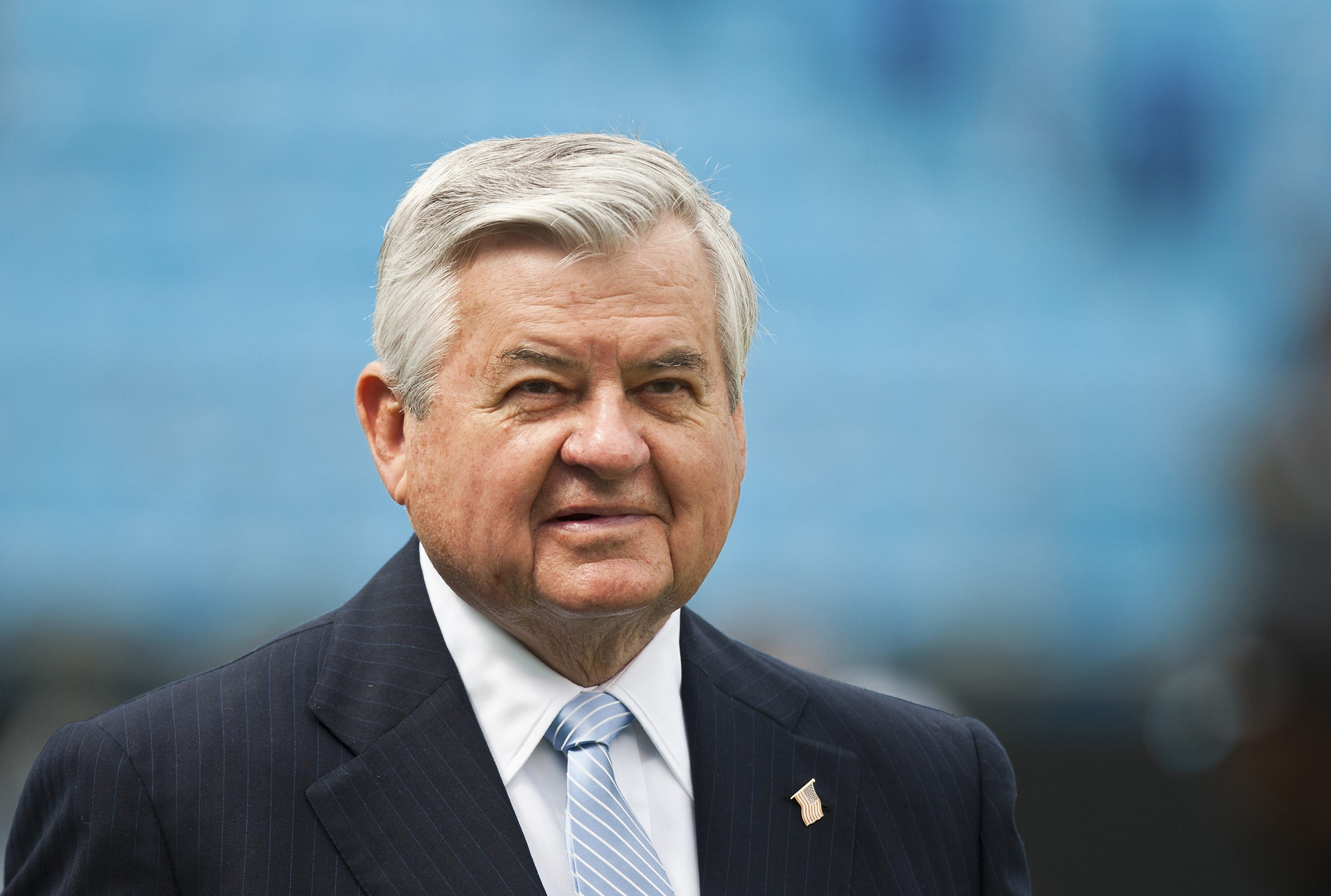 Image: Carolina Panthers team owner Jerry Richardson