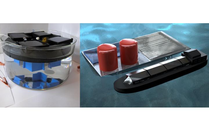 Image: H2 fuel splitter