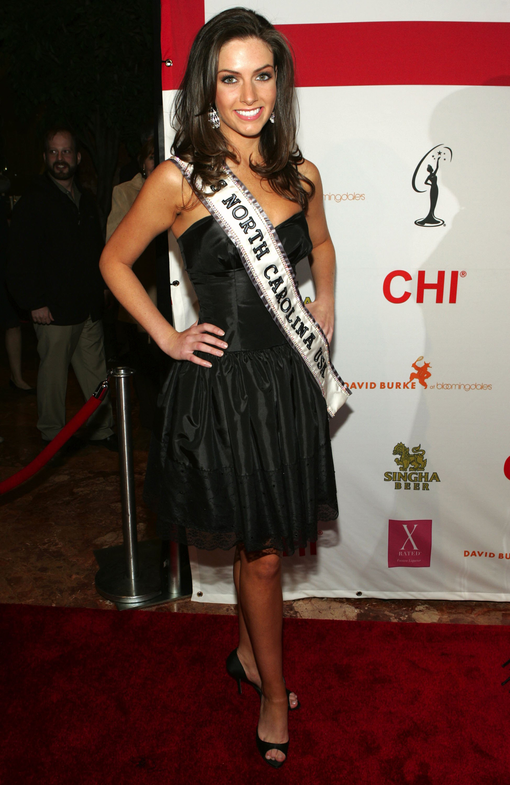 nbcnews.com - Opinion | Former Miss USA hopeful: Trump 'eyed me like a piece of meat'