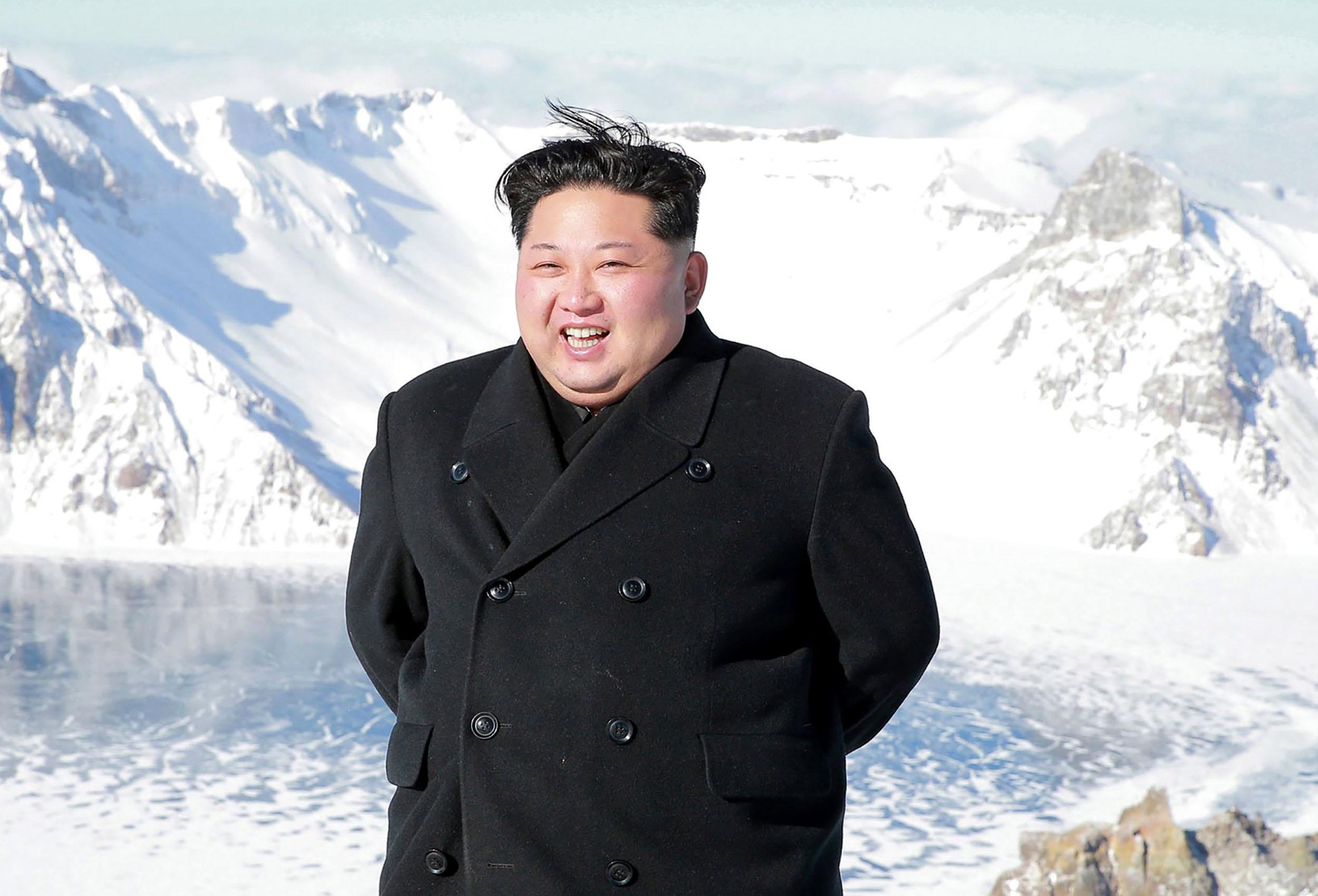 Image: Kim Jong-Un