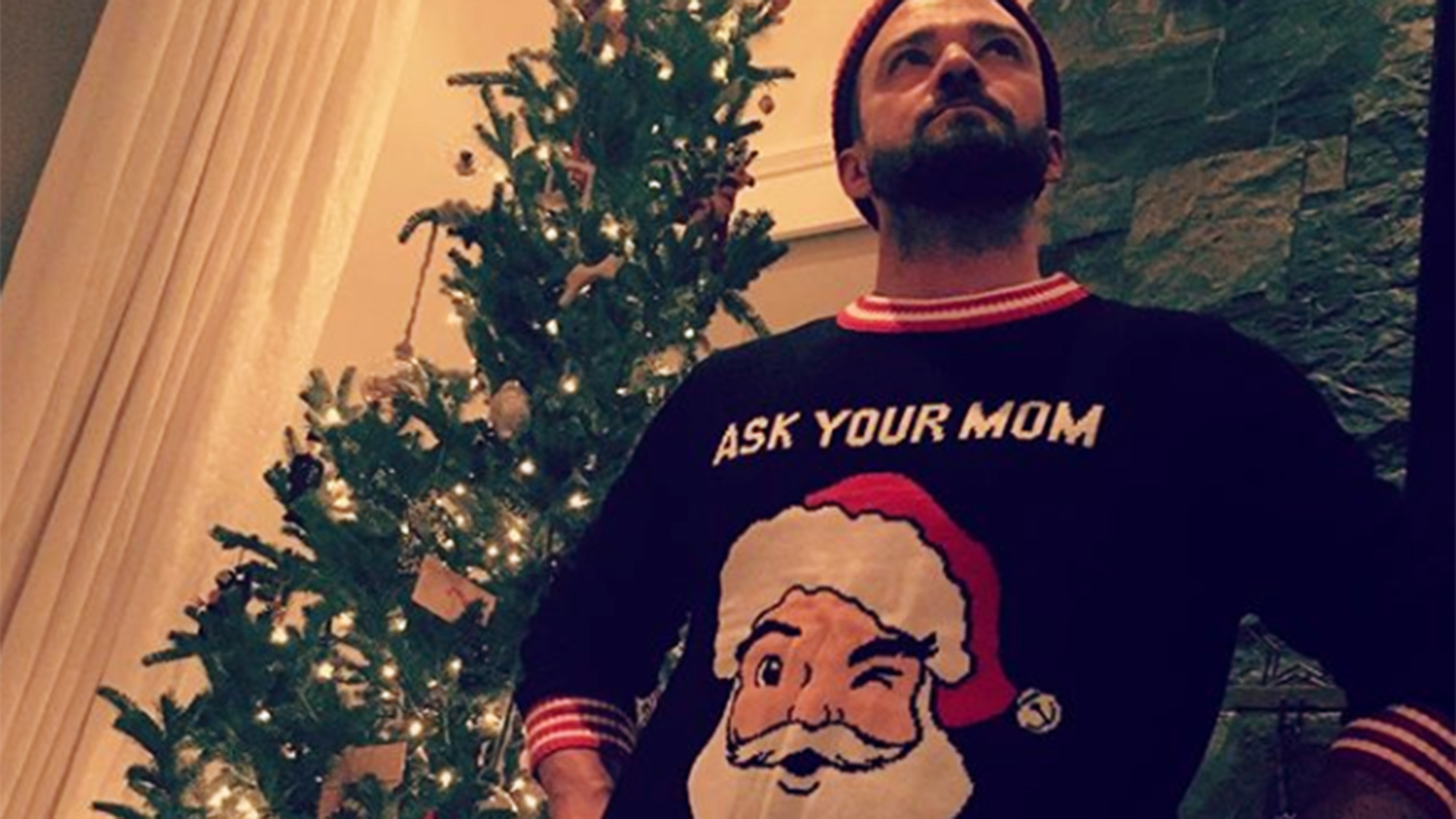 Justin Timberlake, Mariah Carey, other celebs share holiday cheer on ...