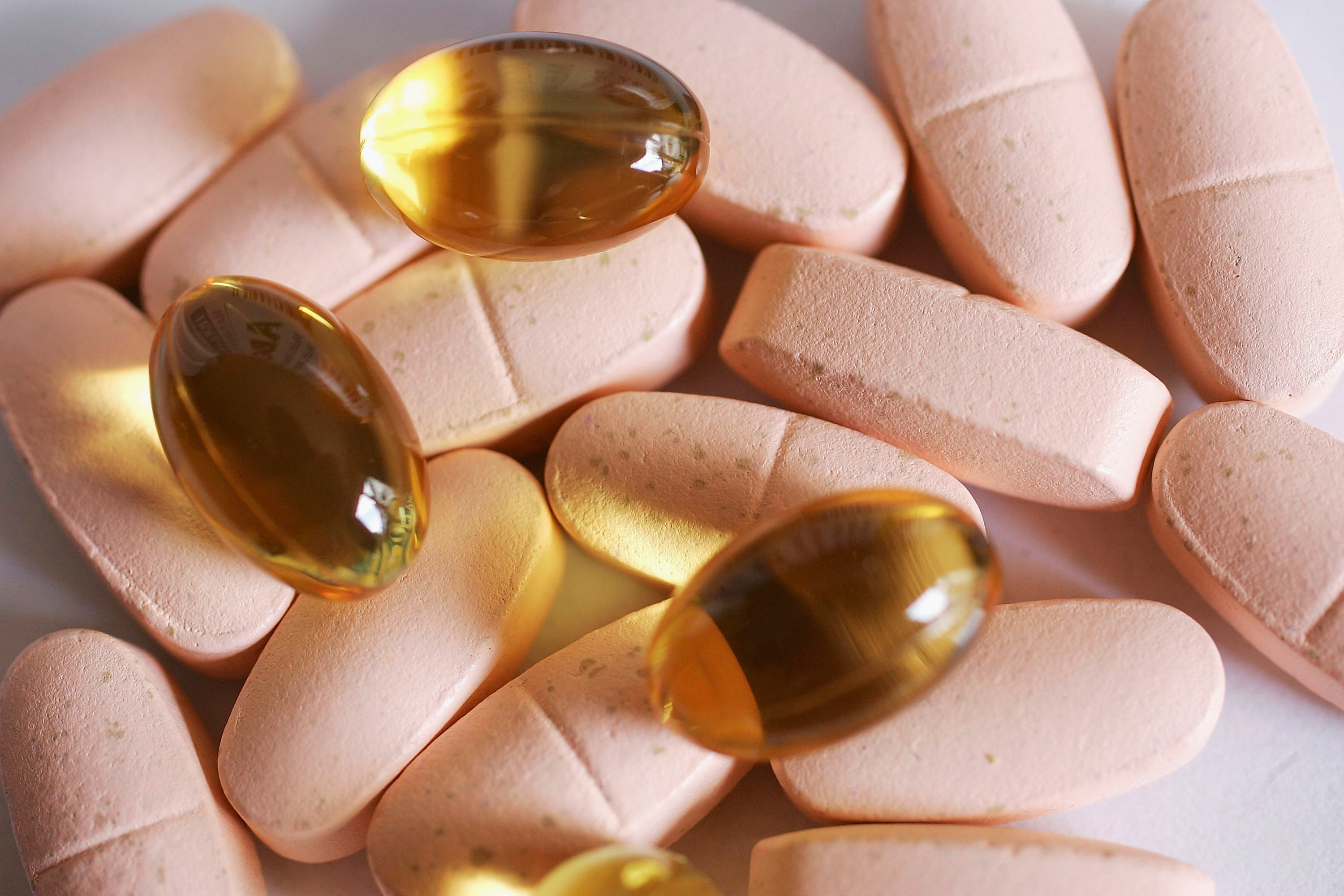 Calcium, Vitamin D Supplements Wont Prevent Fractures, Study Finds