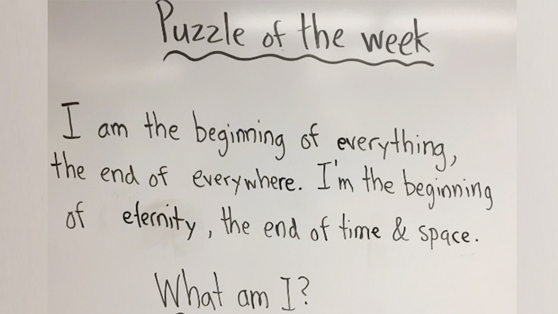 first grader s answer to teacher s riddle stuns twitter