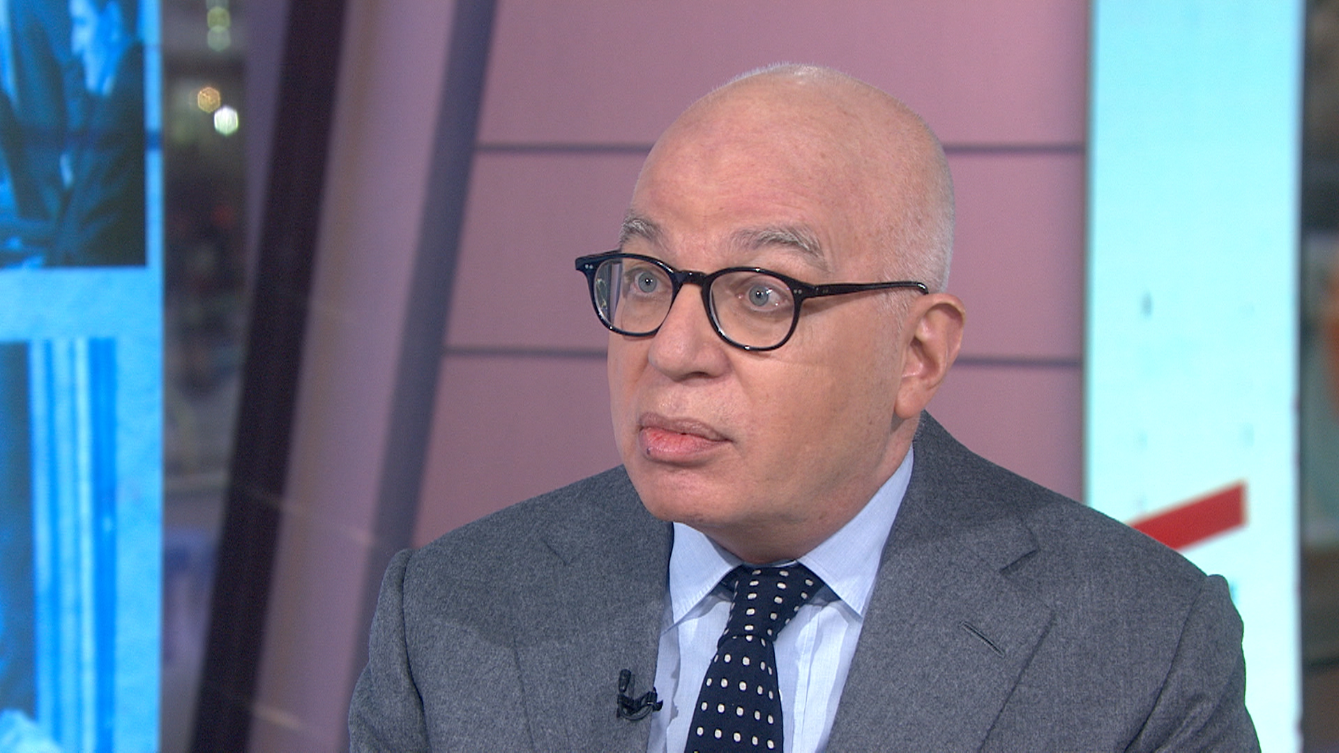 "Michael Wolff says he ""absolutely"" spoke to President ..."