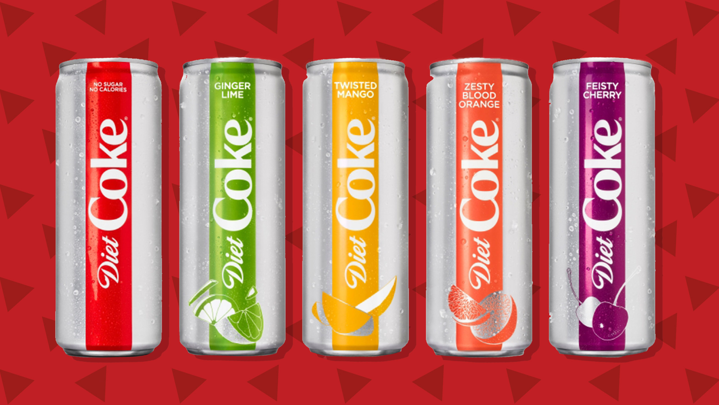 new diet coke flavors