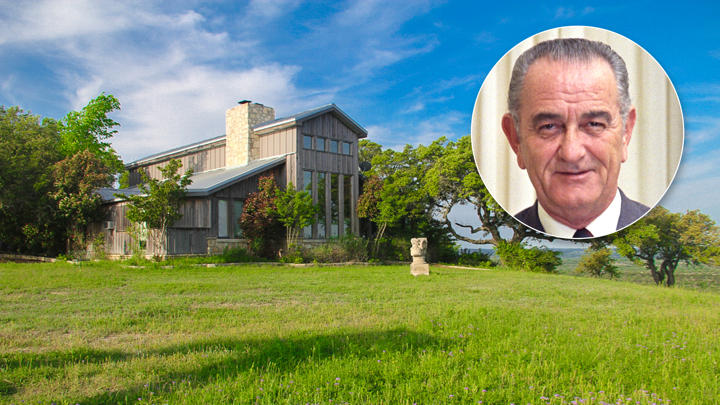 Former president lyndon b johnsons texas ranch for sale publicscrutiny Image collections