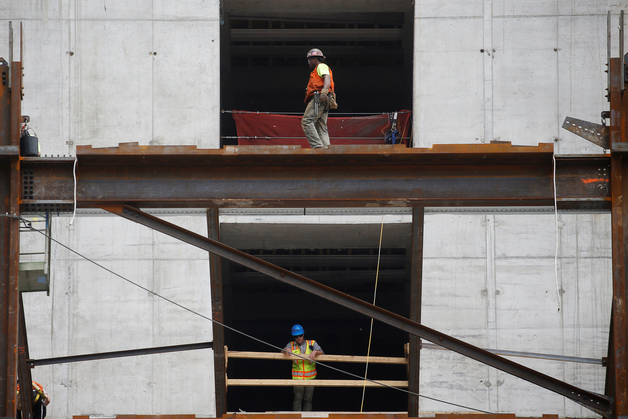 Number of OSHA workplace safety inspectors declines under Trump