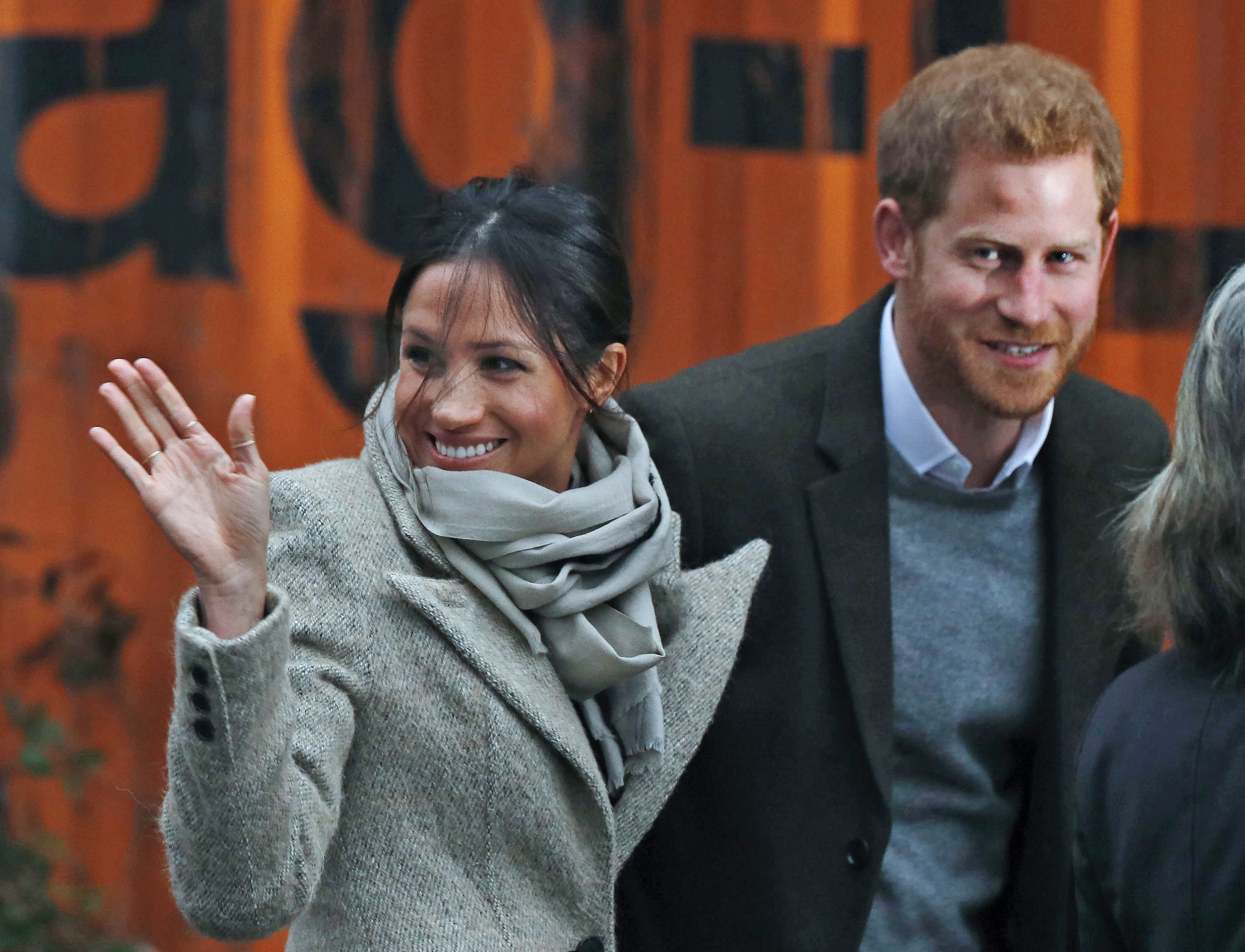 Meghan Markle and Prince Harry's visit divides Brixton