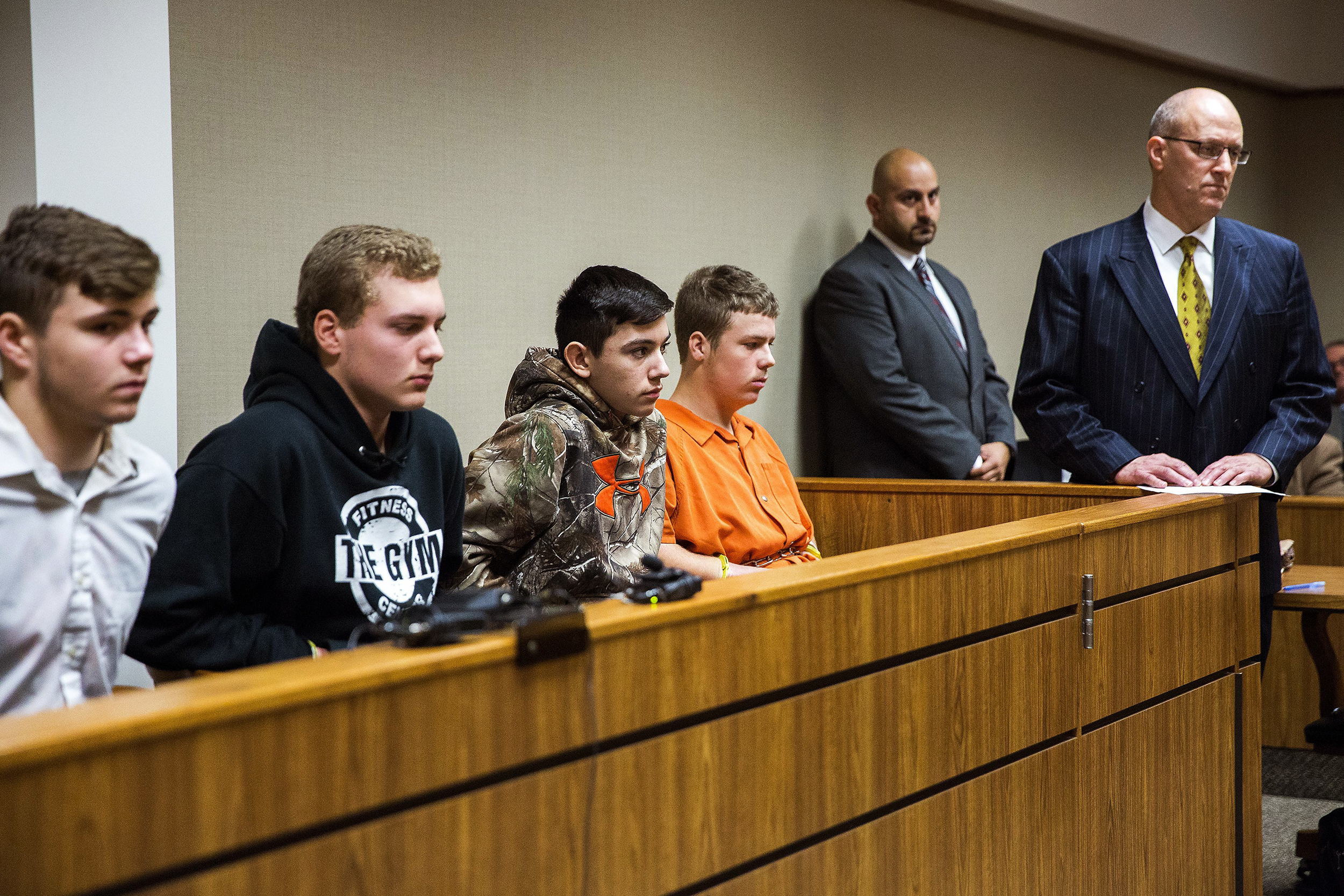 Teens found competent for trial in fatal rock-throwing off overpass