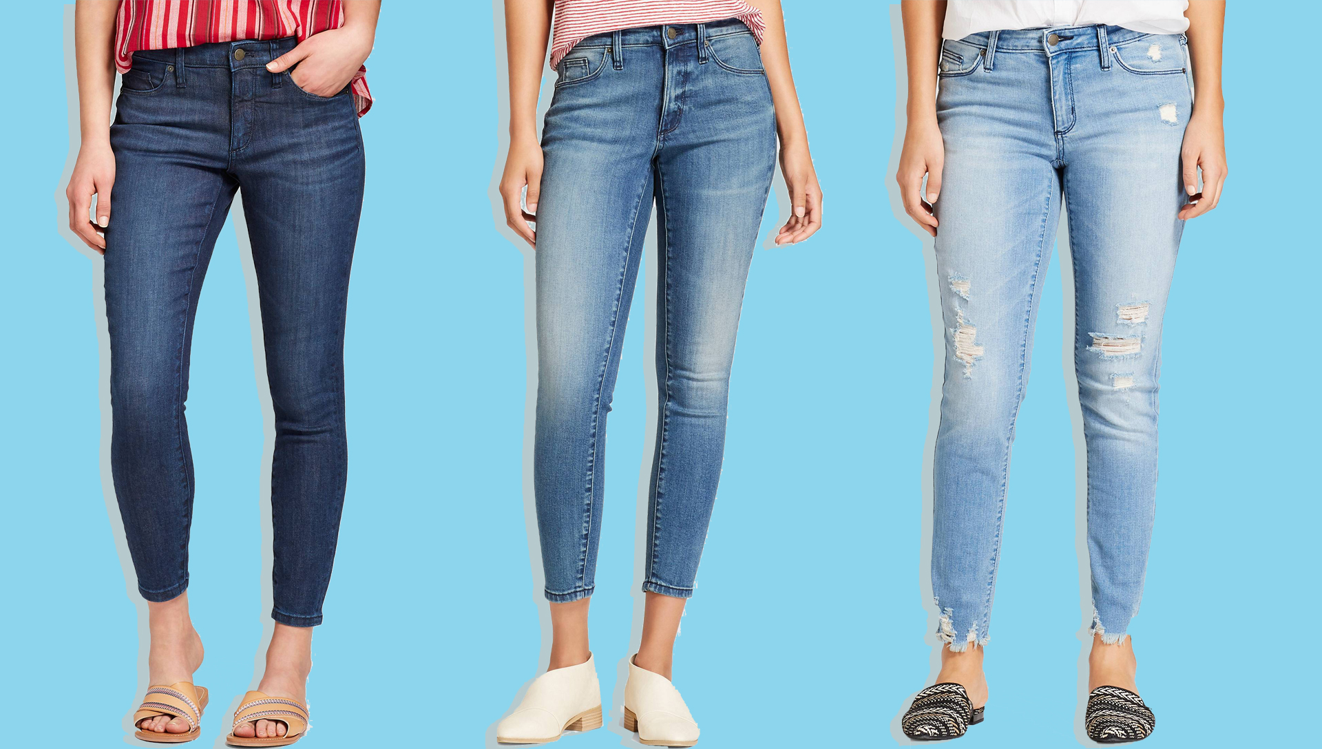2d6a44be51a8 Target launches new a denim line called Universal Thread