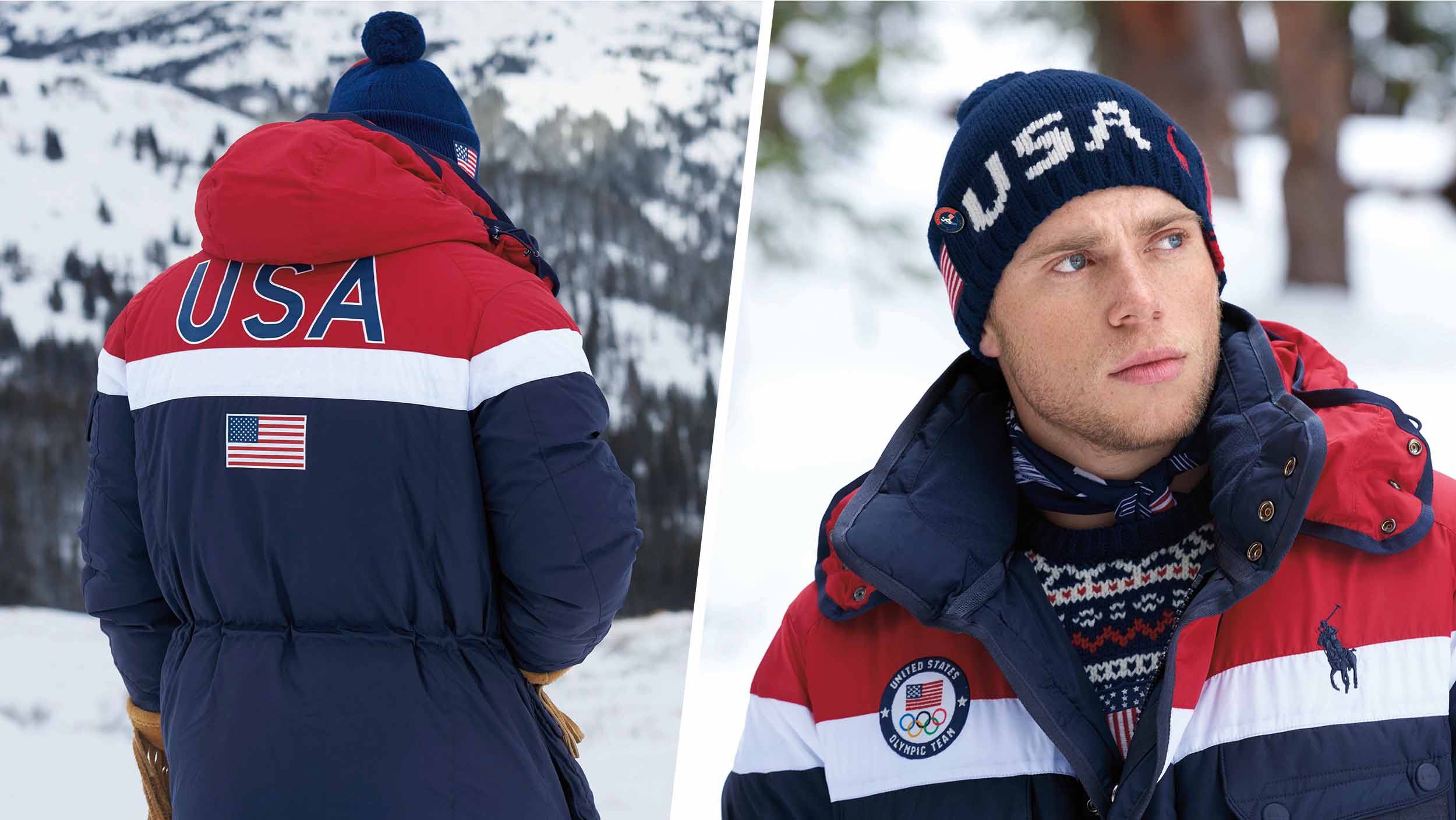 Team Usa Reveals 2018 Olympic Opening Ceremony Uniforms