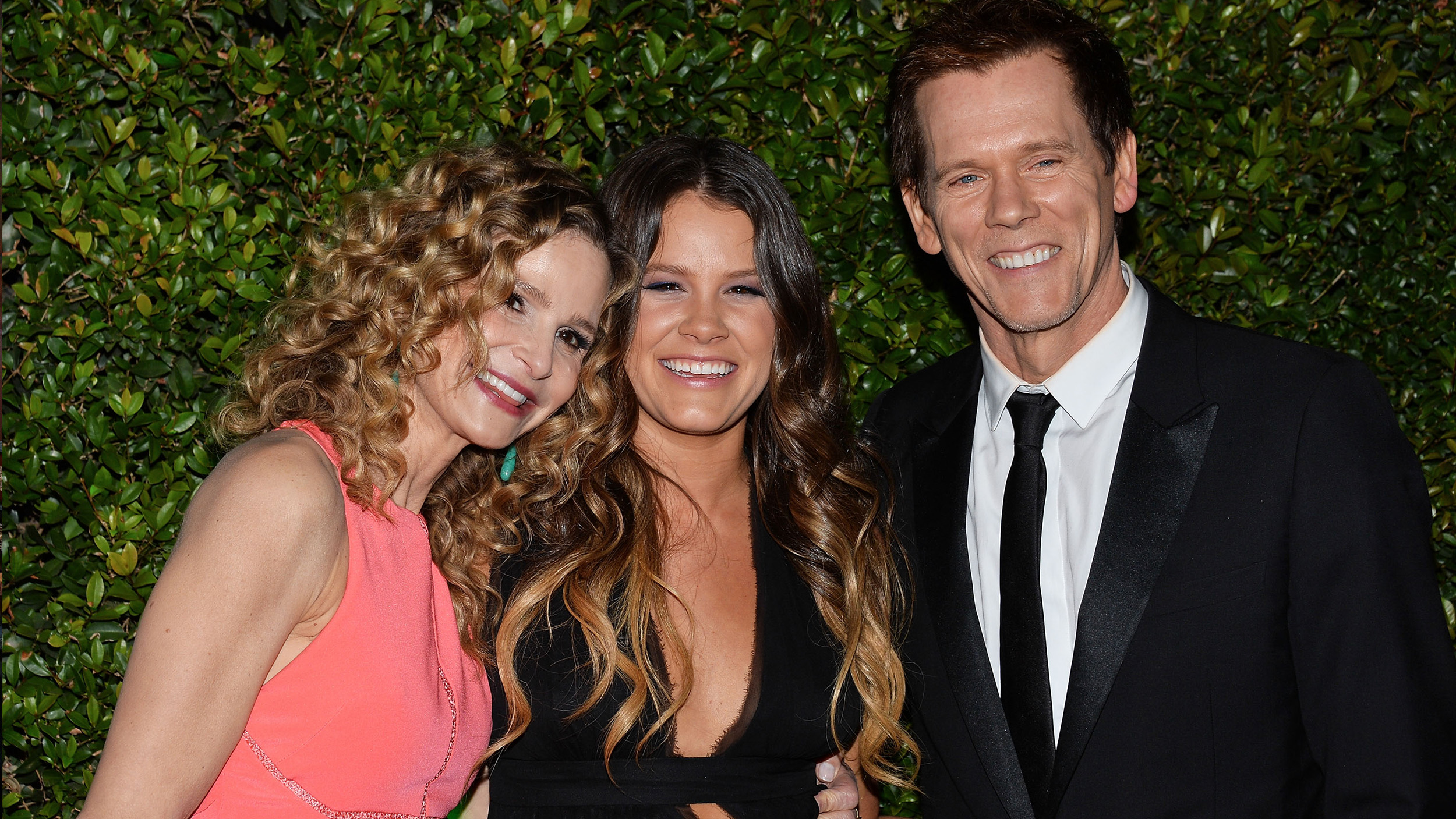 Kyra Sedgwick, Kevin Bacon and their kids all have the ...