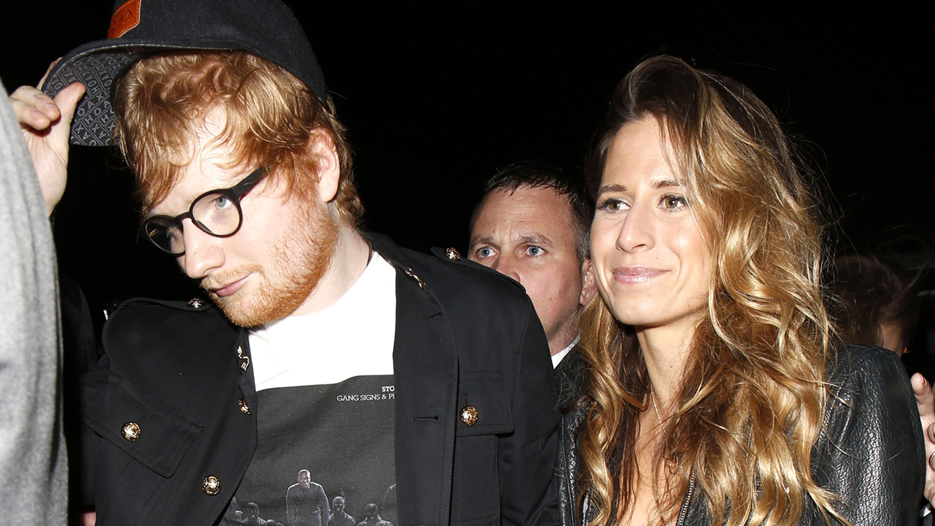 Ed Sheeran Is Engaged To Longtime Girlfriend Cherry Seaborn
