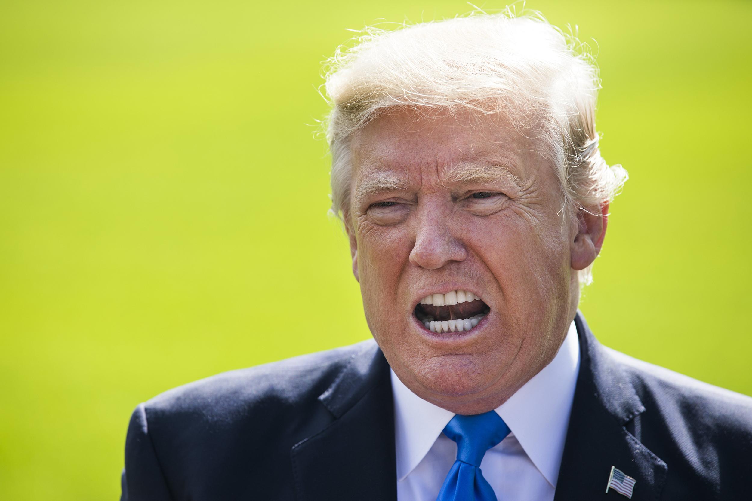 Trump >> Is Trump S Presidency Finally Becoming Normal