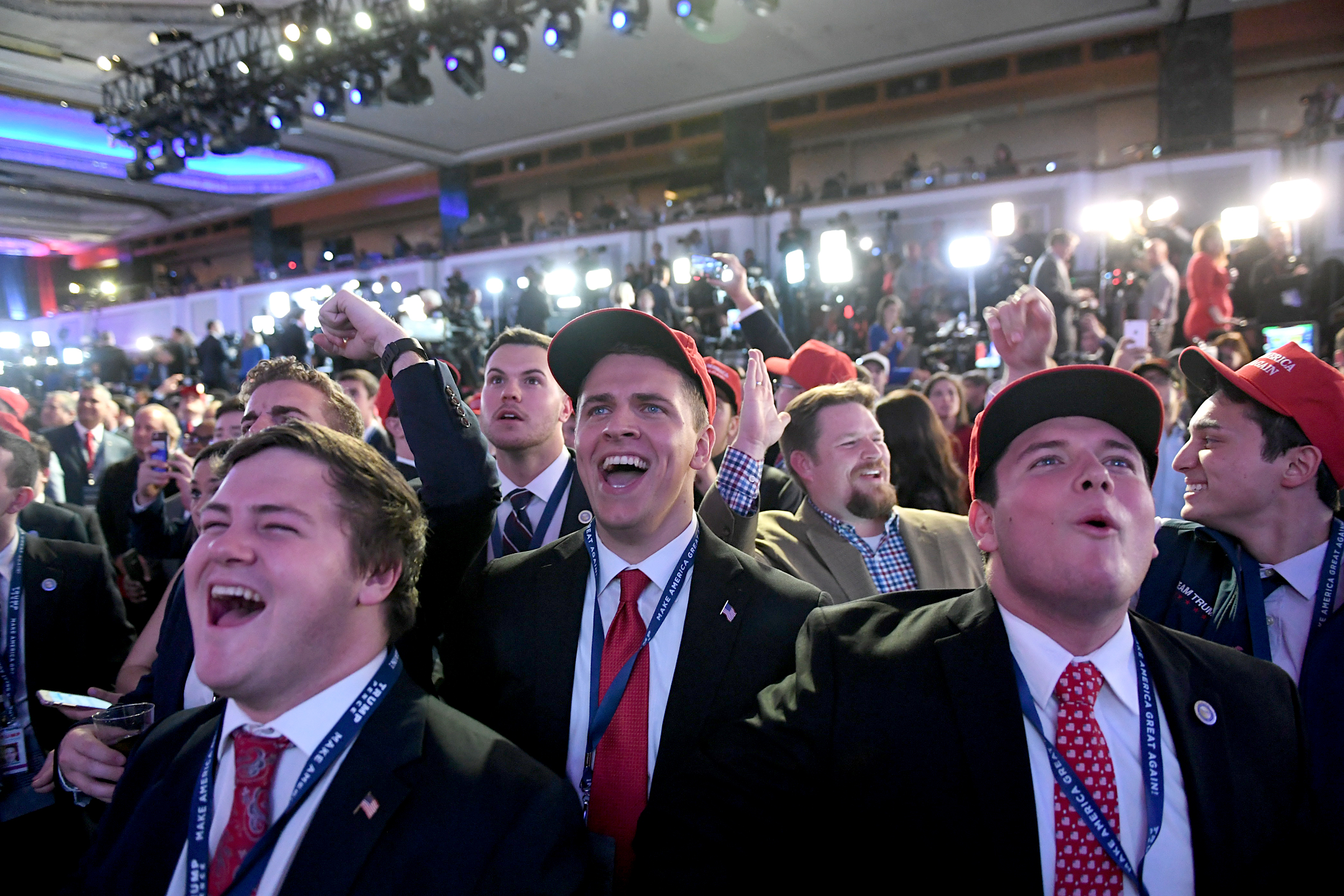 The GOP needs to start acting grown-up to attract millennial voters