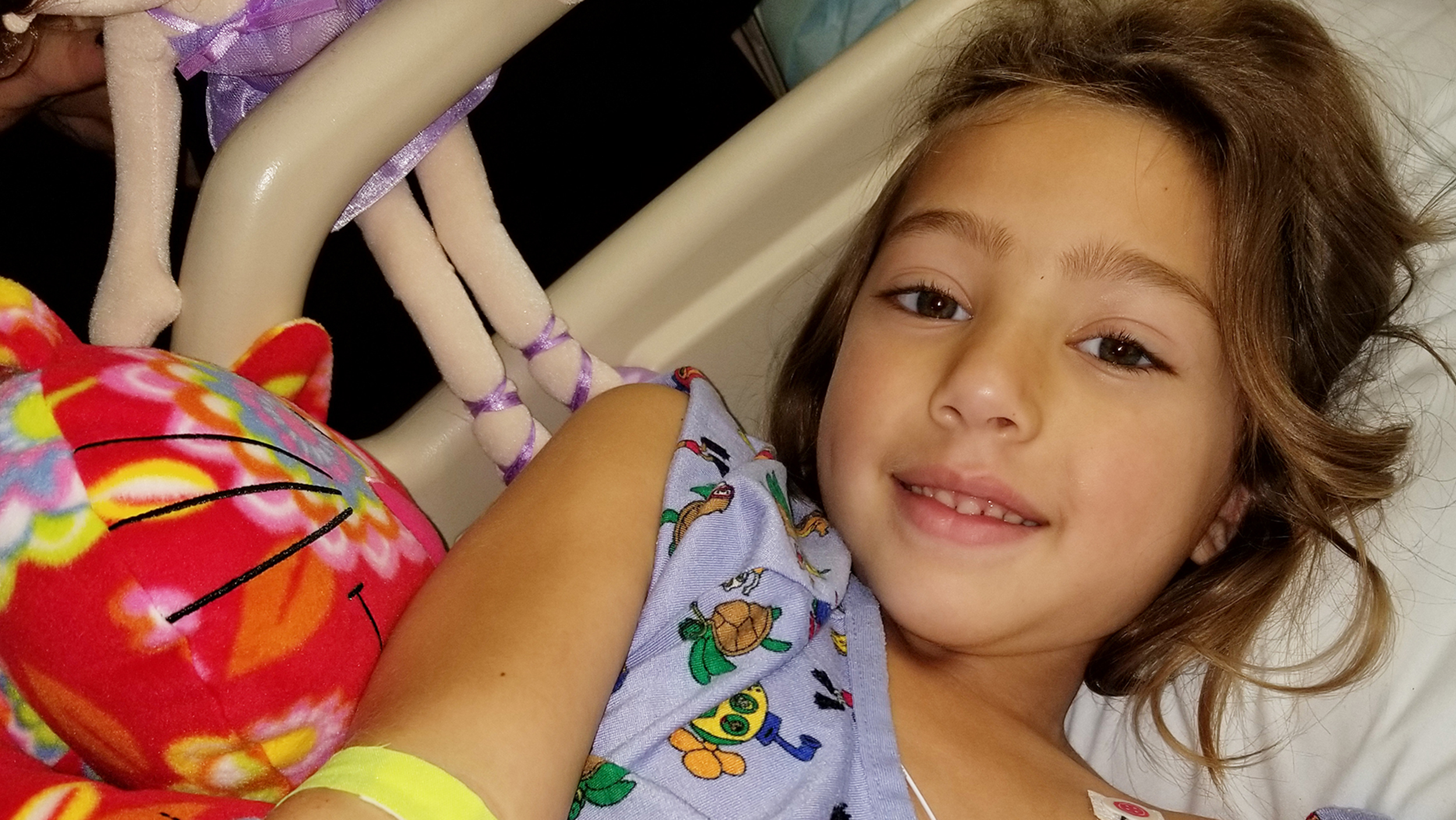 5-year-old Texas girl recovering from frightening attack by venomous rattlesnake