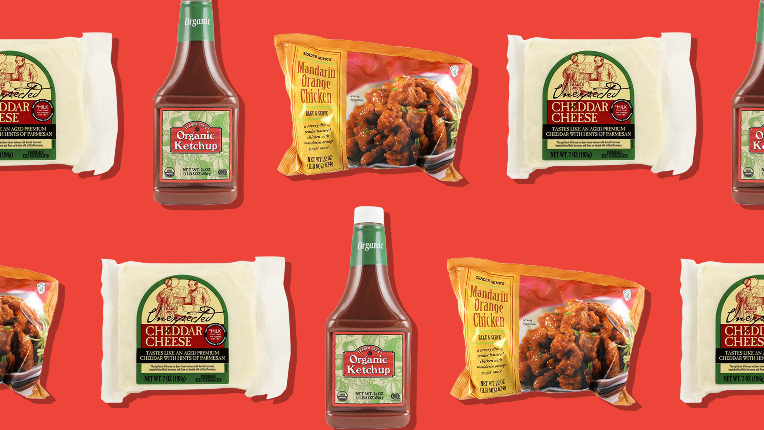 These are most beloved foods at Trader Joe's, according to shoppers