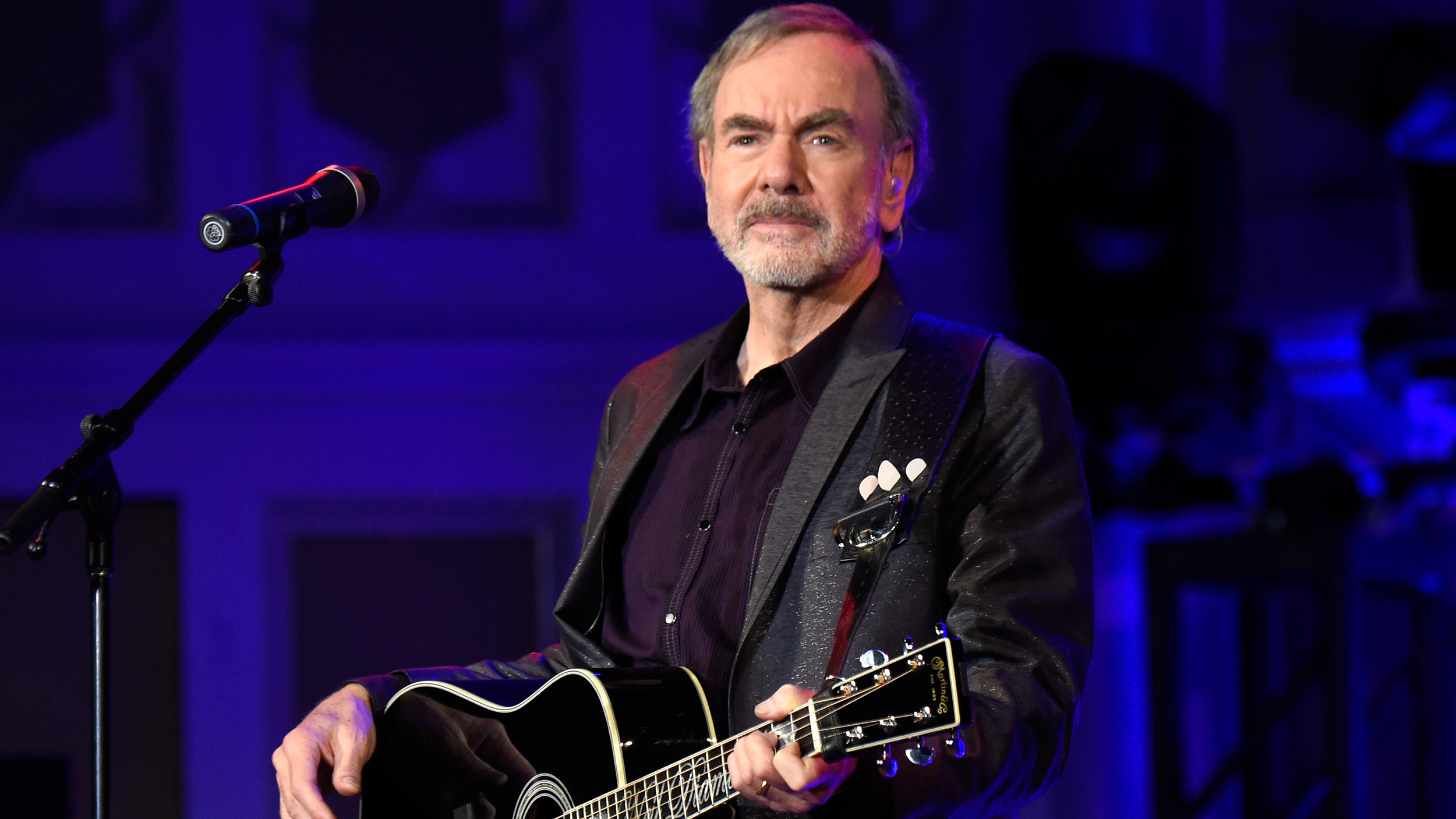 Neil Diamond Concert Tour