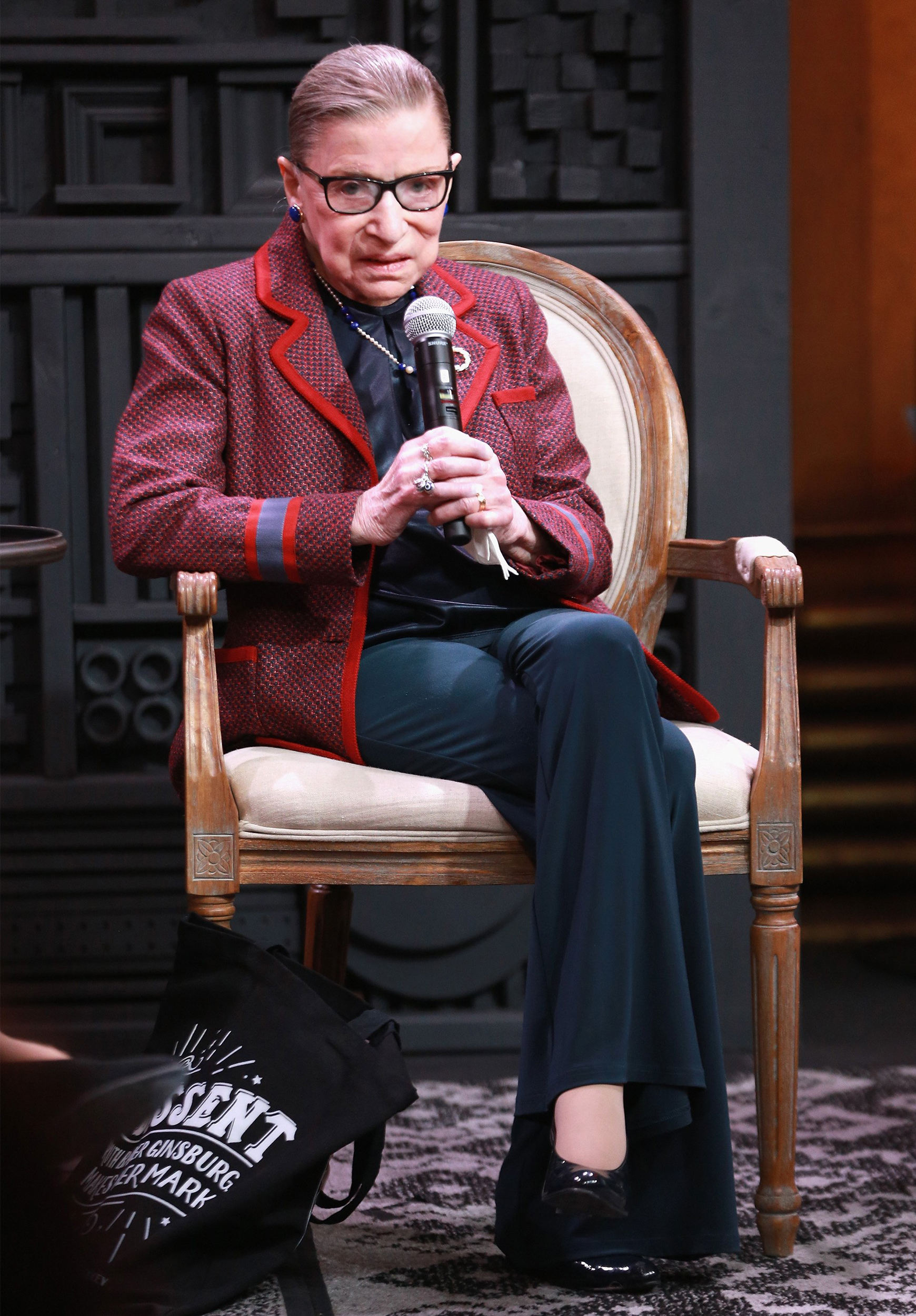 Justice Ruth Bader Ginsburg praises the MeToo movement at Sundance recommendations