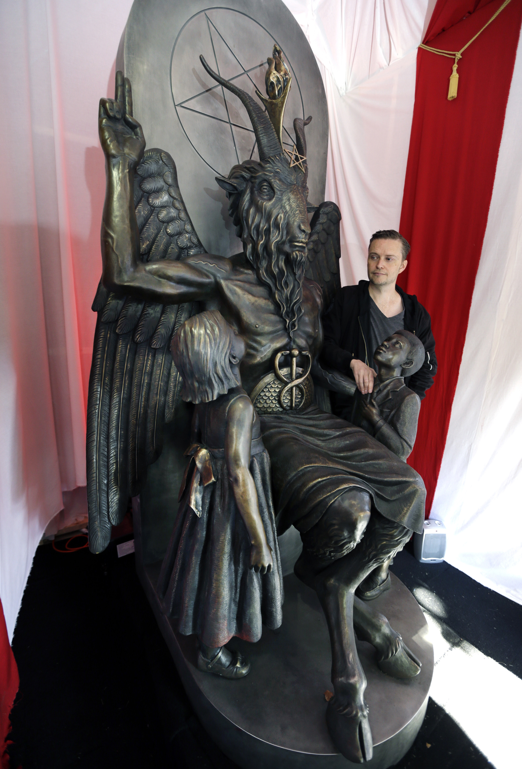 Raising Hell: Satanic Temple takes on Missouri abortion law