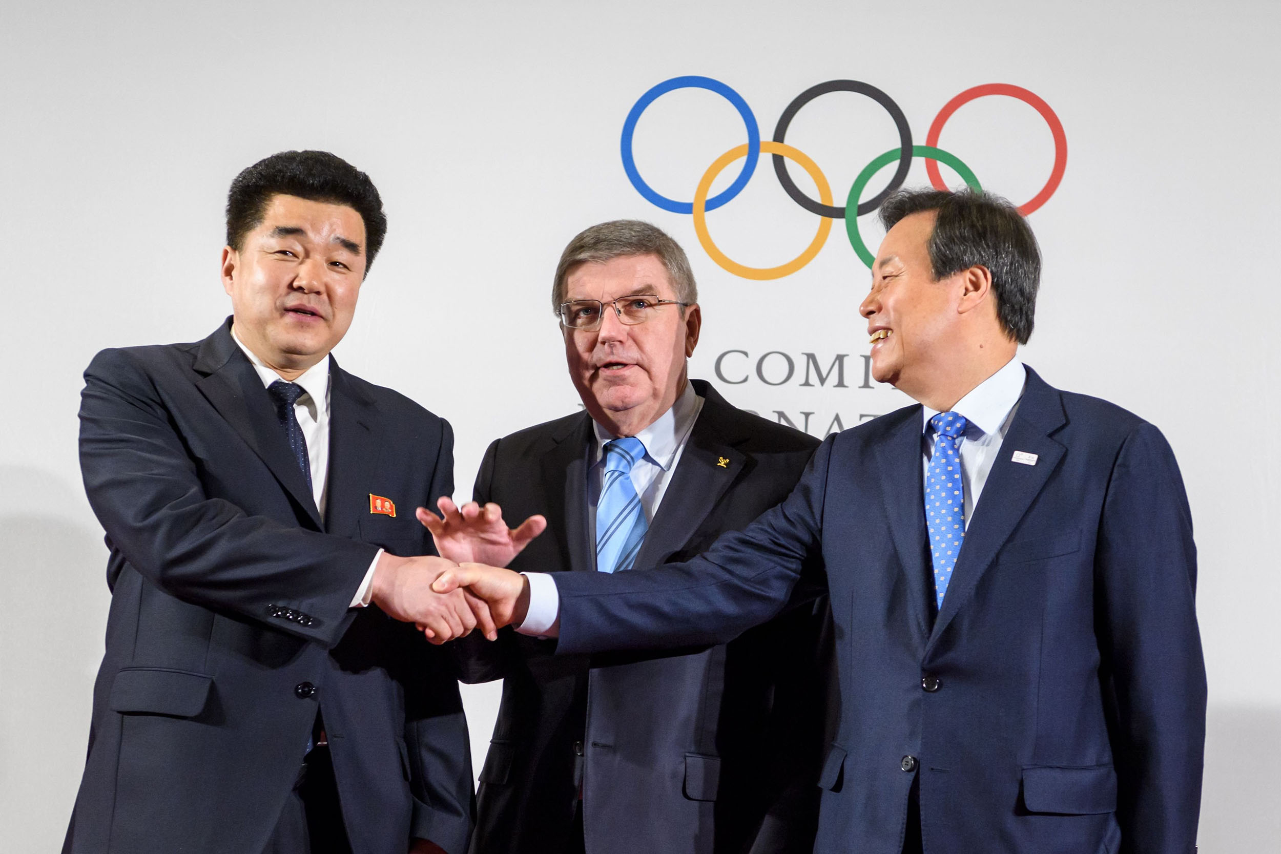Kim Jong Un's Olympic thaw doesn't mean he's now a 'very good neighbor'