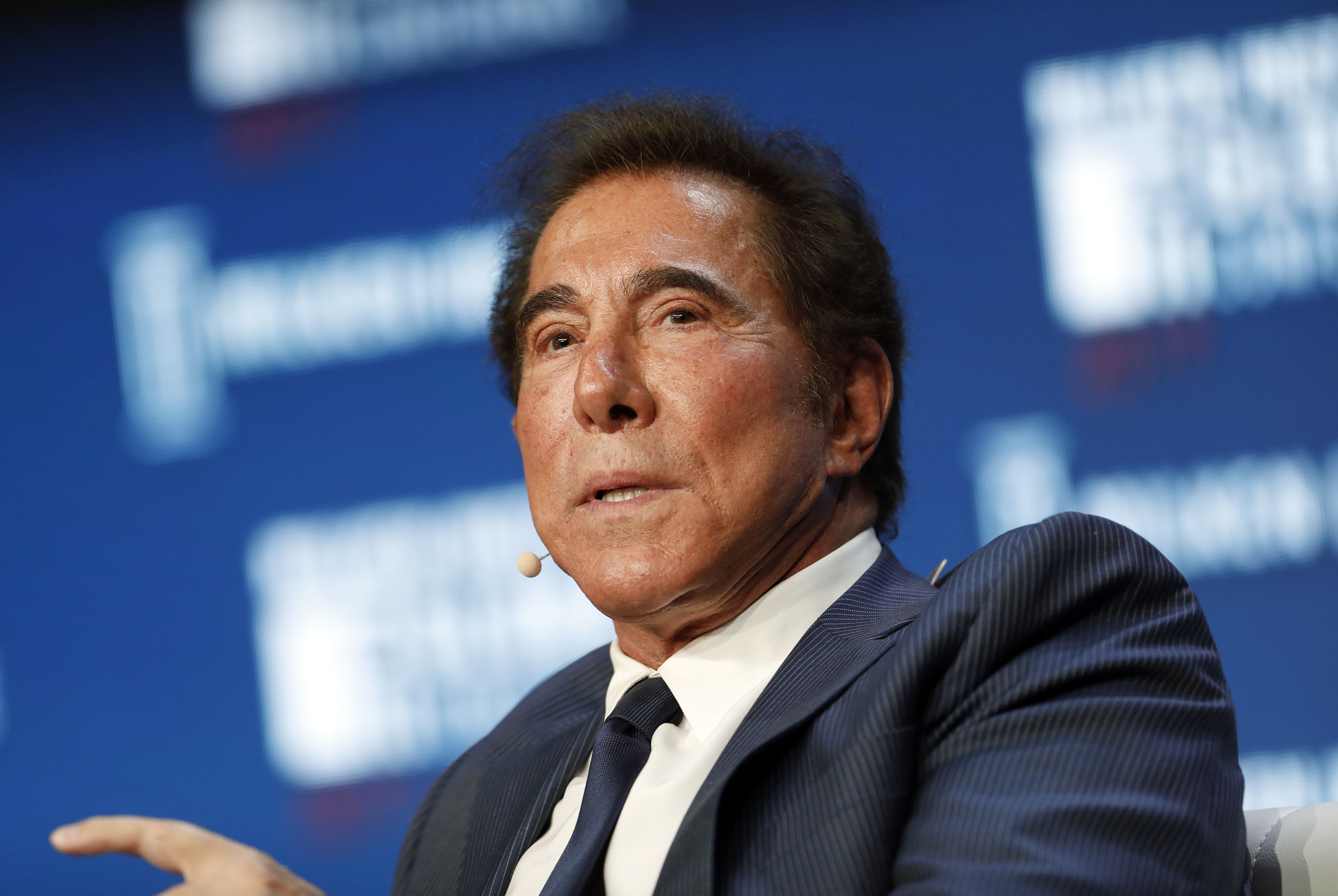 Vegas king Steve Wynn accused of 'pattern of sexual misconduct' in WSJ report