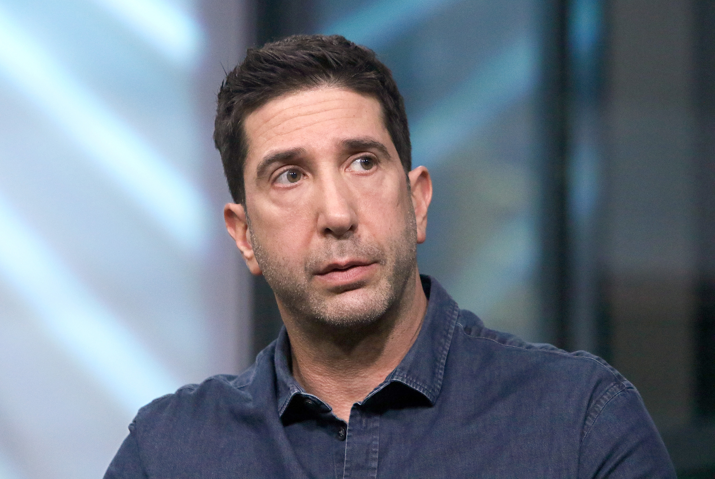 David Schwimmer Sexual Harassment Must End So My