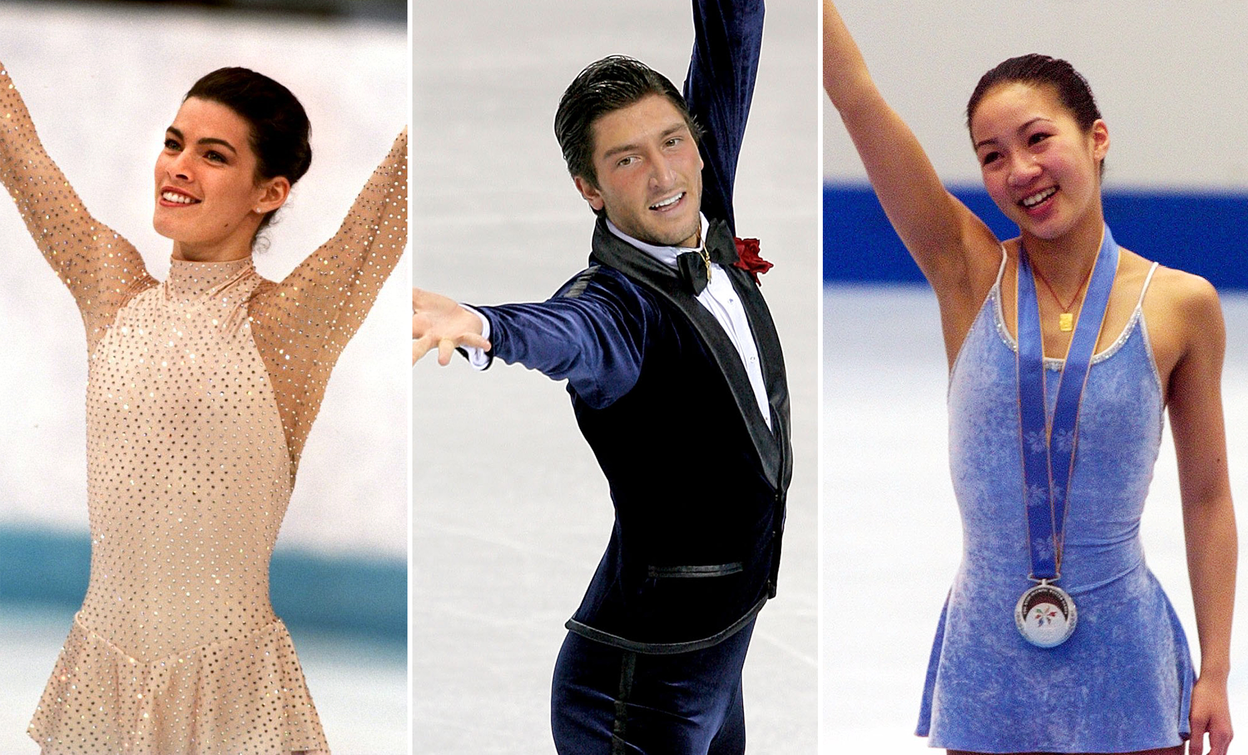 Nathan Chen Shares A Tool 3 Olympic Medalists Had A Costume By Vera Wang