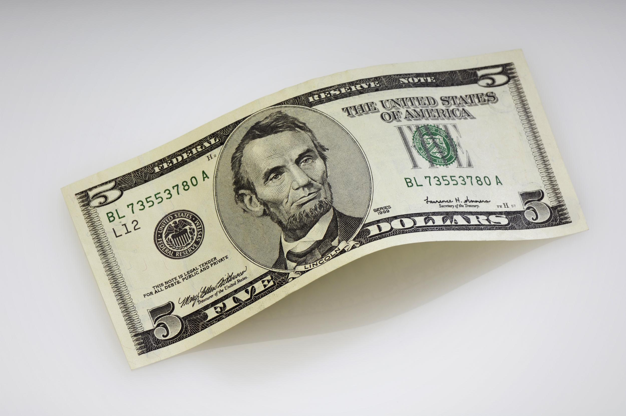 Saved Thousands By Pocketing 5 Bills