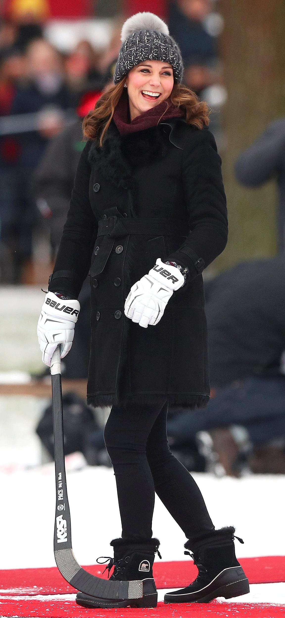 See Duchess Kates Maternity Style Through The Years Coat Dan Long Blazer Kate
