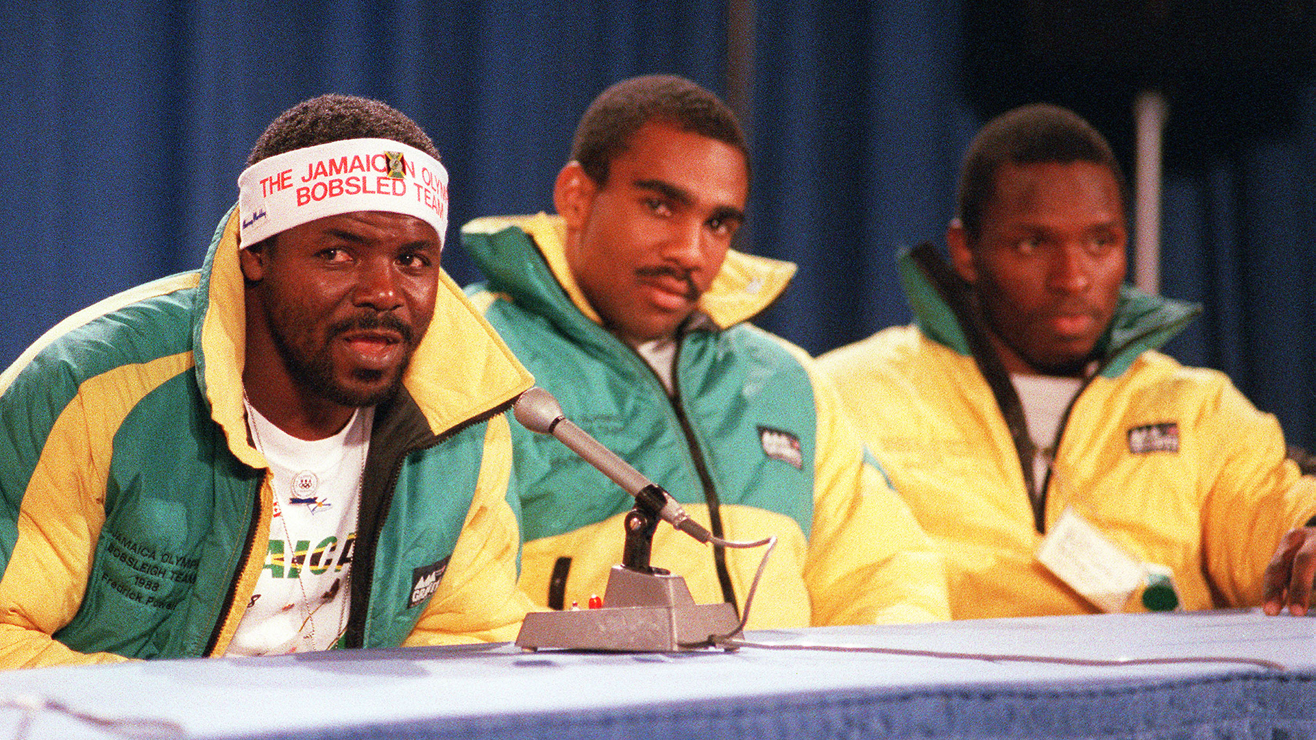 Jamaican Bobsled Team Reflects On Unlikely Journey To 88 Olympics