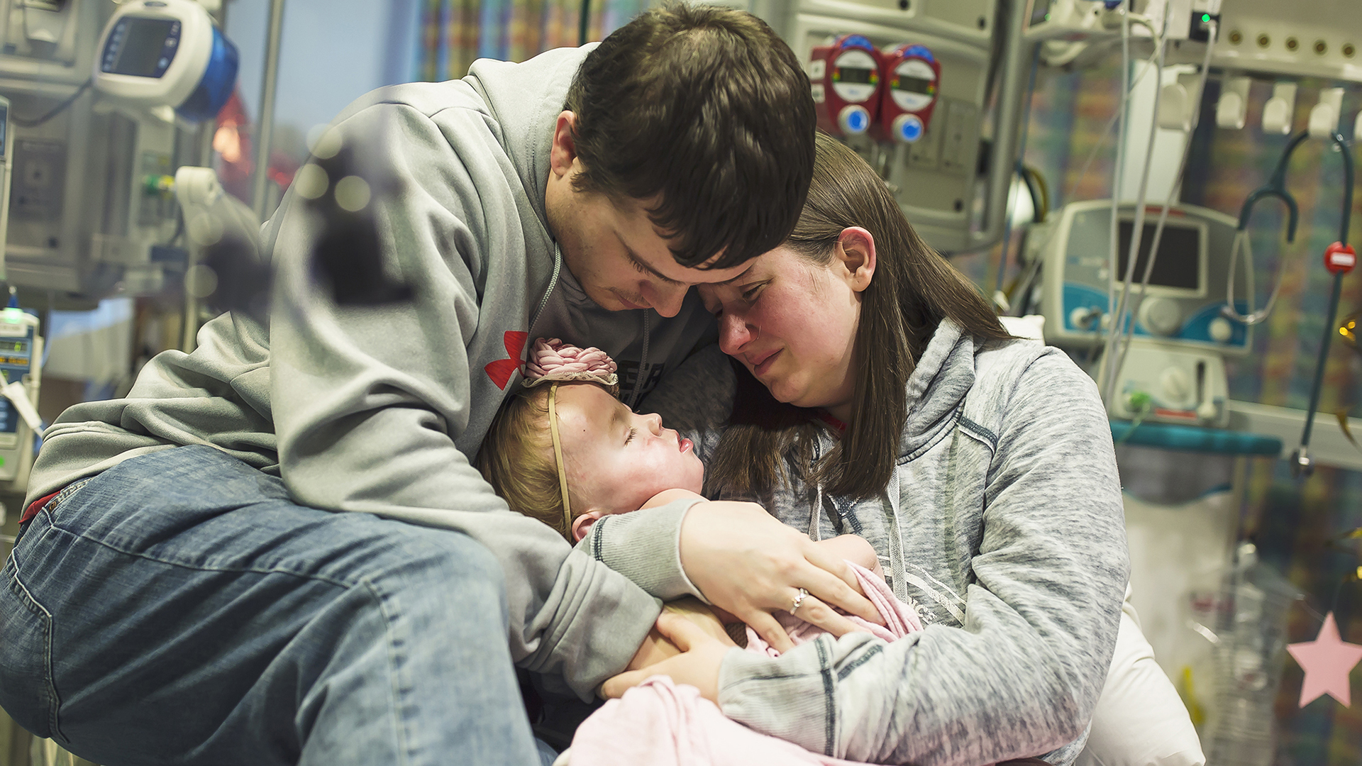 Grieving parents share 2-year-old's final moments to encourage organ donors