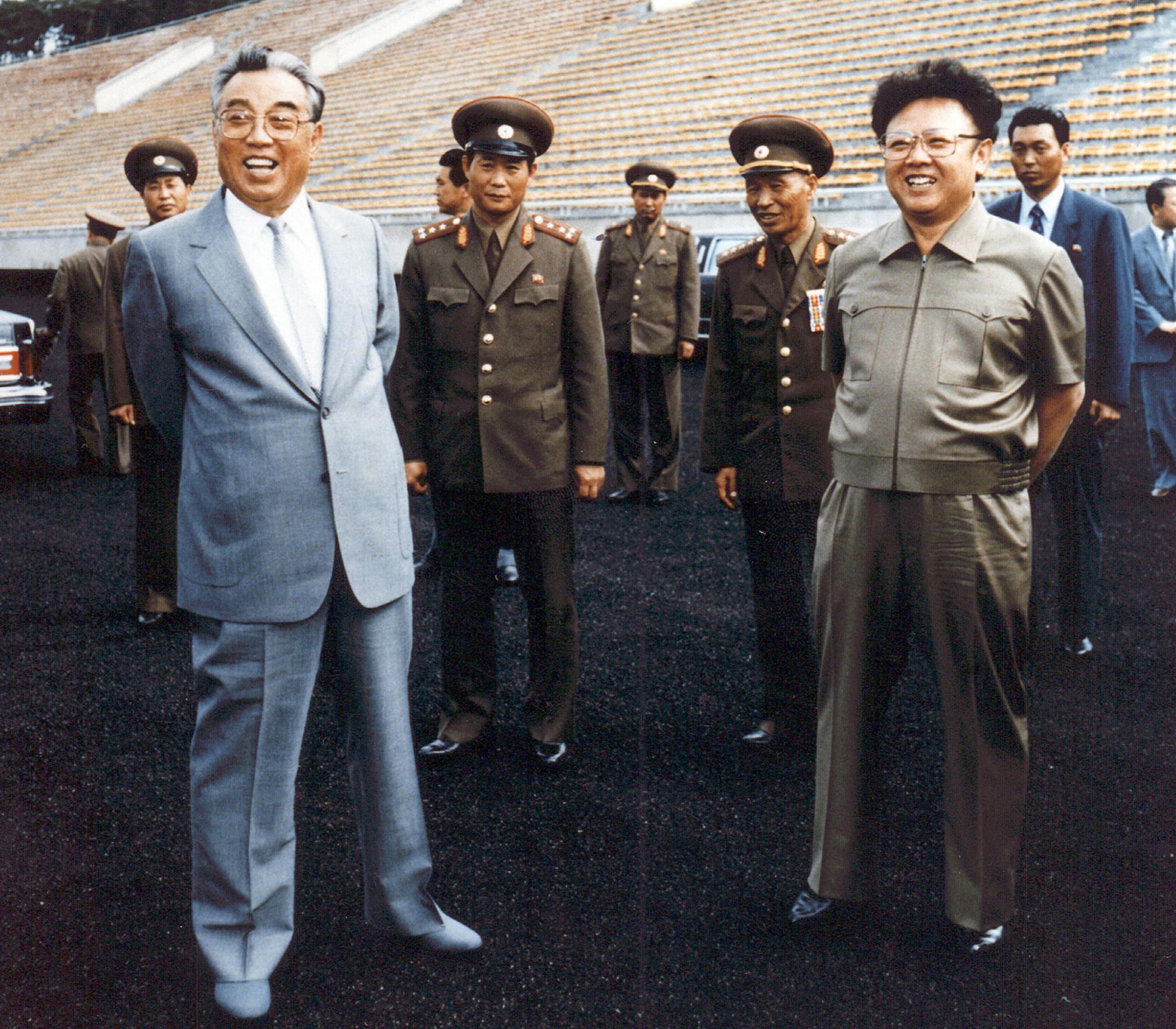 Kim Jong Un's tangled family history