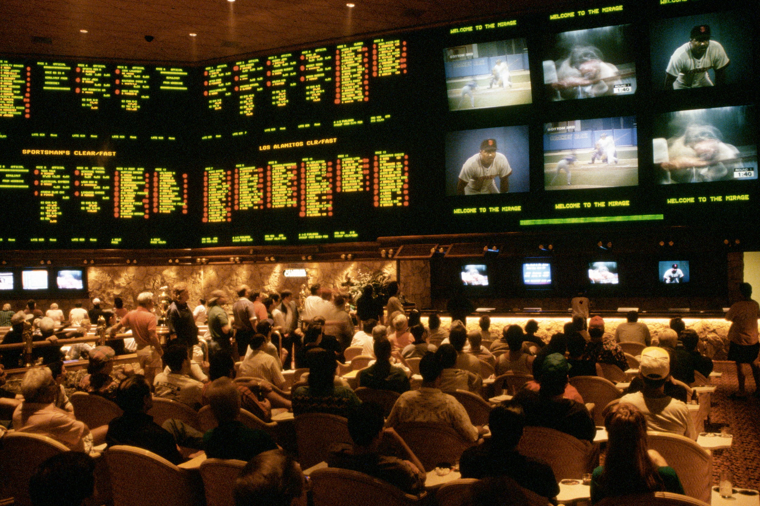 Cash-hungry states betting Supreme Court will legalize sports gambling