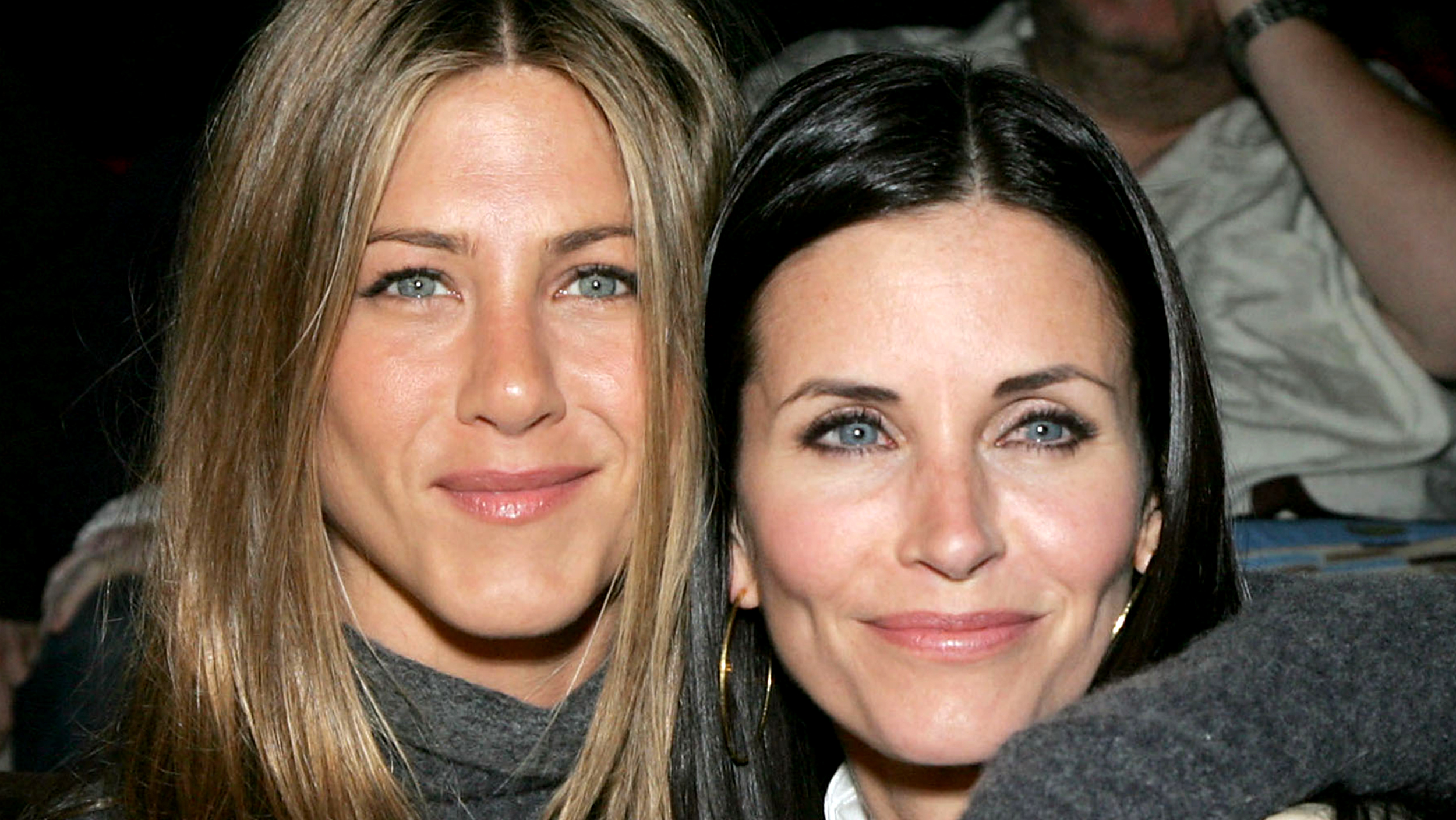 Friends' forever: Jennifer Aniston celebrates 49th birthday with Courteney  Cox