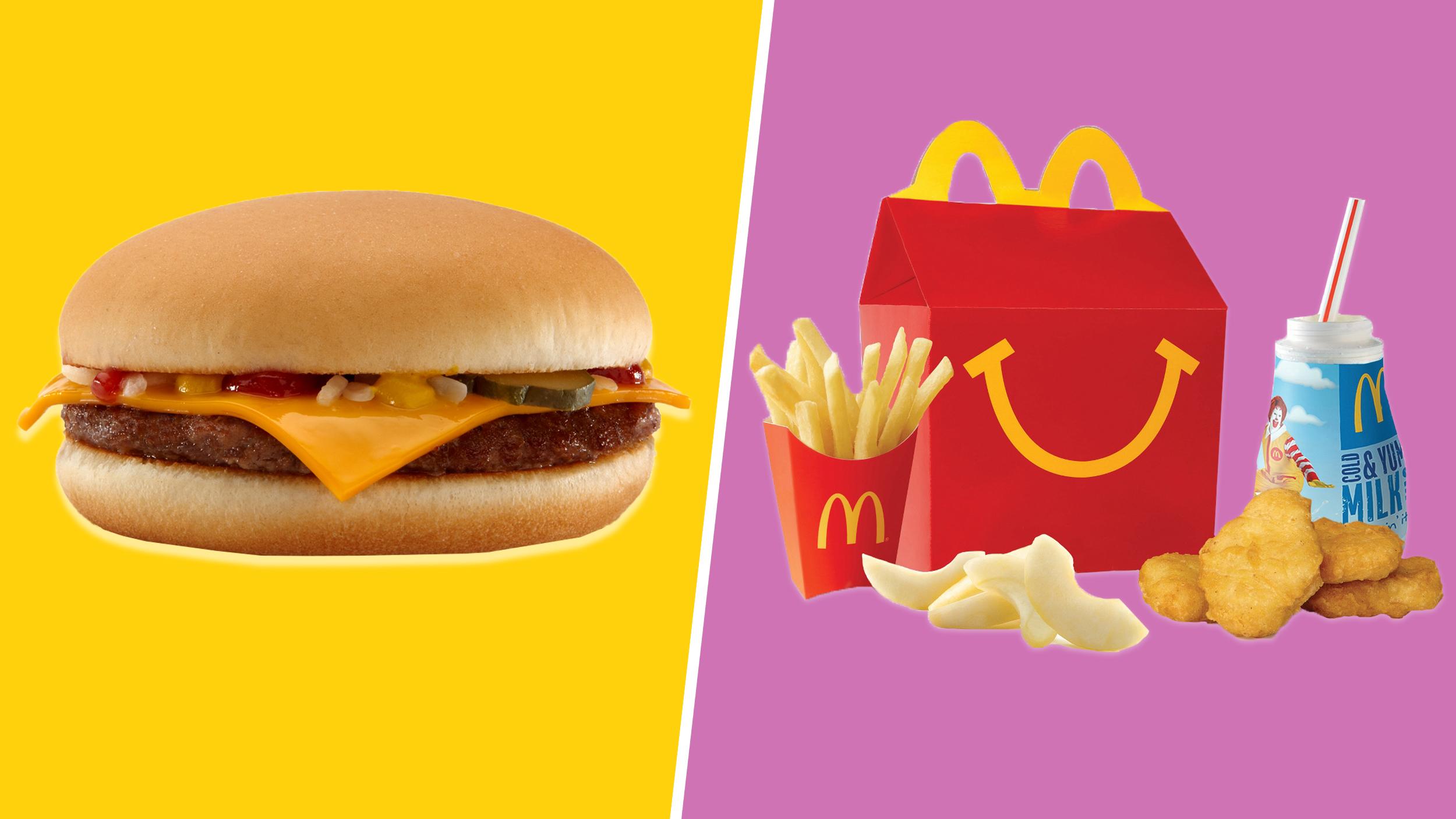Resultado de imagen para mcdonalds happy meal