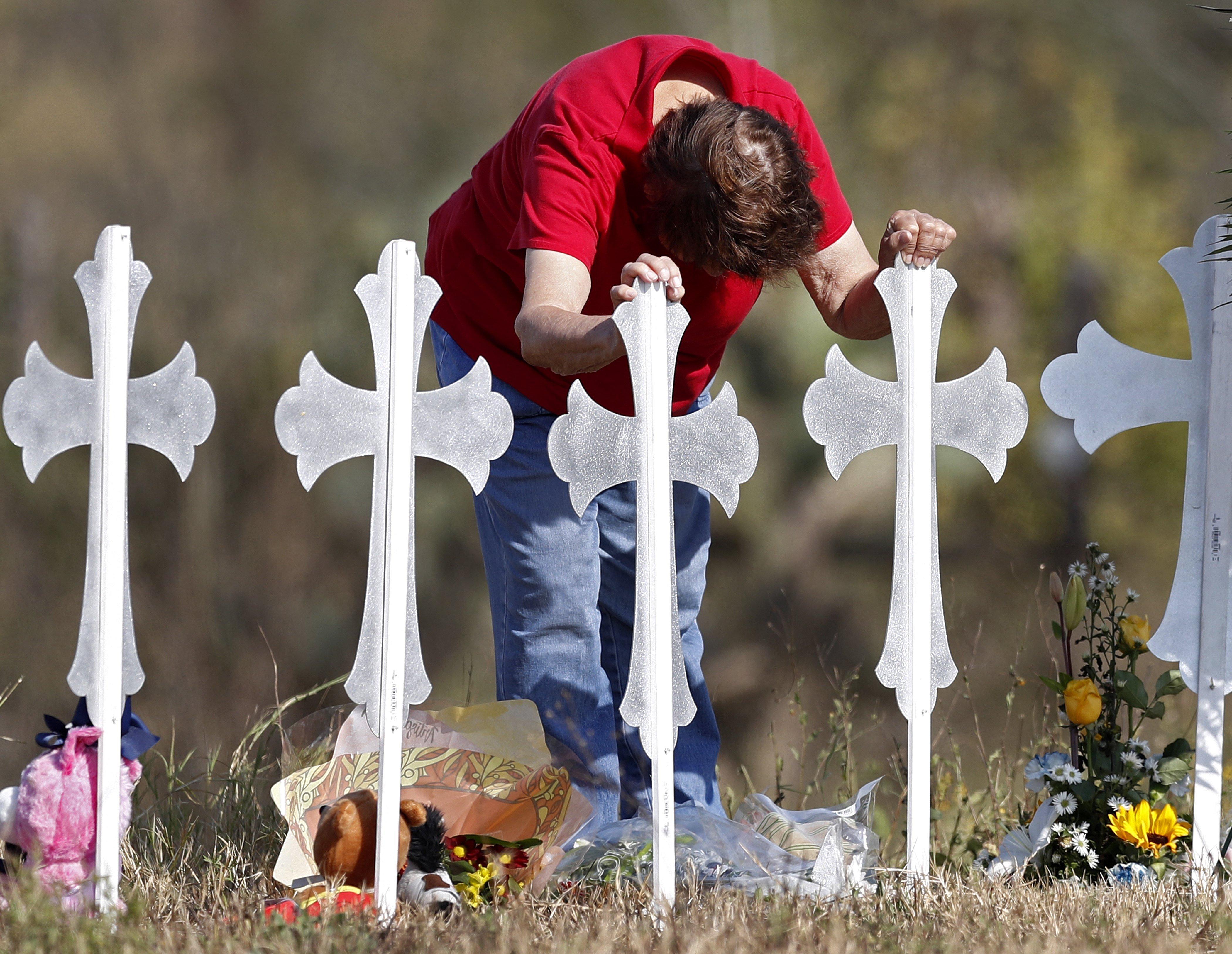 Sheriff didn't pursue sex case against Texas church gunman