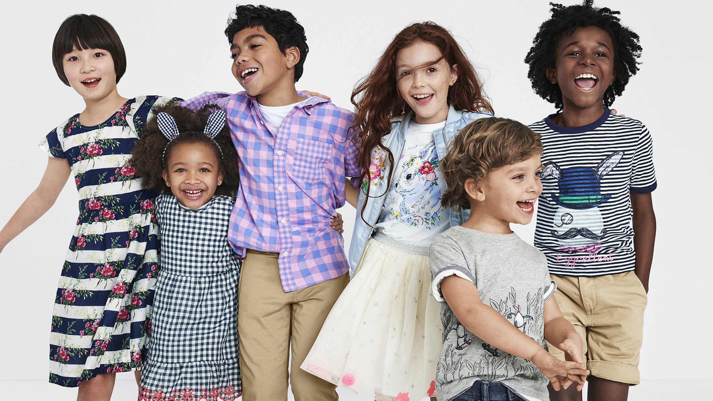 06ac172be5 Sarah Jessica Parker launches Gap Kids clothing collection