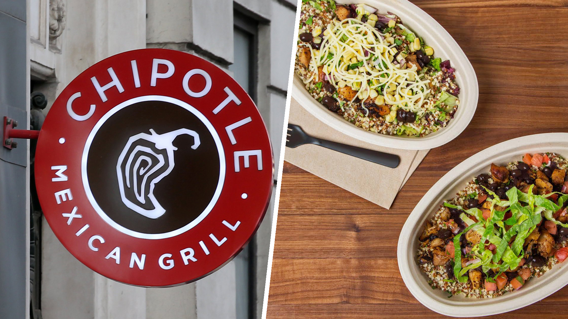 Chipotle Test Kitchen Menu