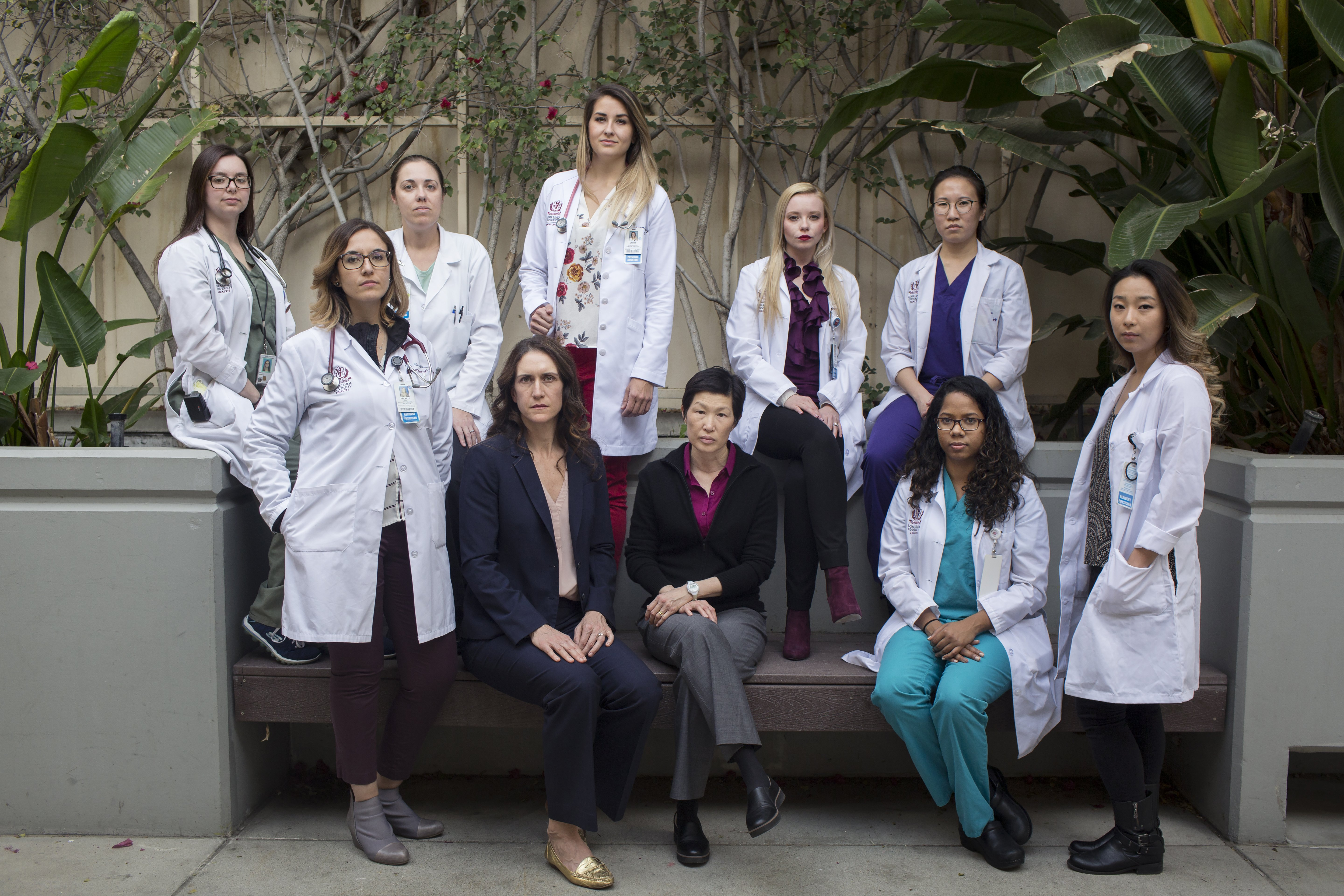 MeToo in medicine: Women, harassed in hospitals and