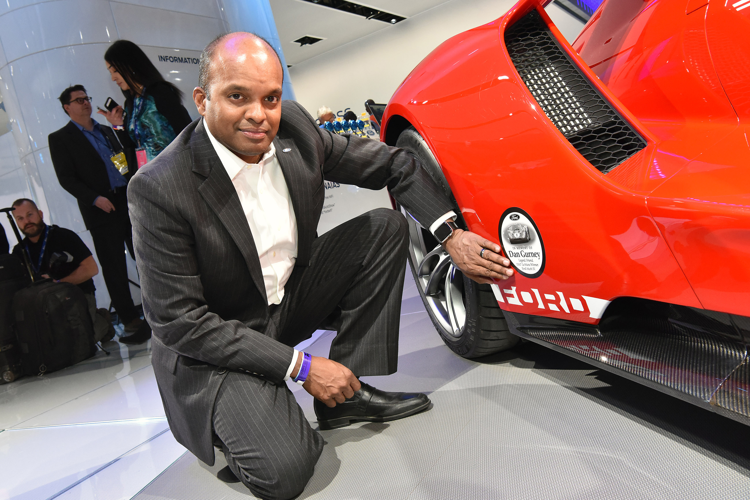 Raj Nair Top Ford Exec Is Out Amid Questions About His Behavior